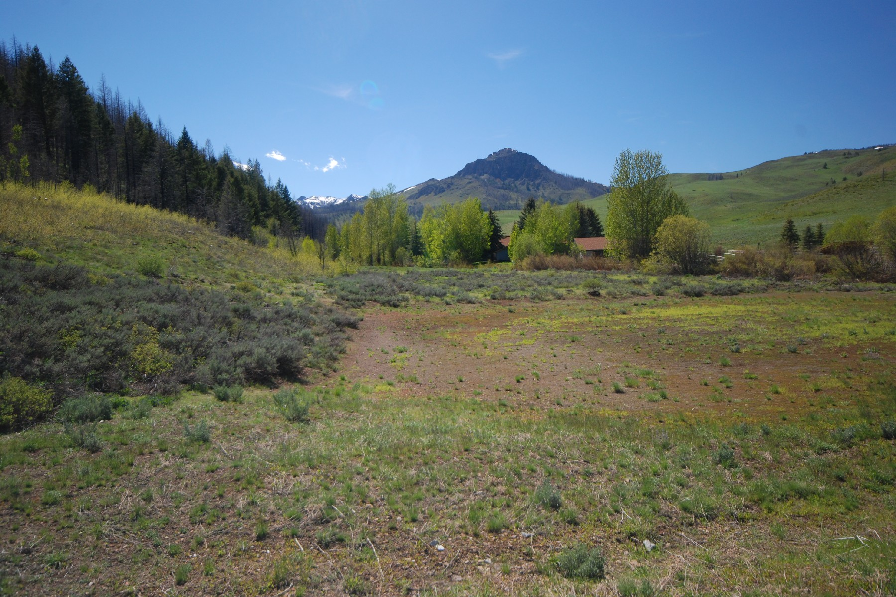 Land for Sale at One of A Kind Lot 129 Greenhorn Road Ketchum, Idaho 83340 United States