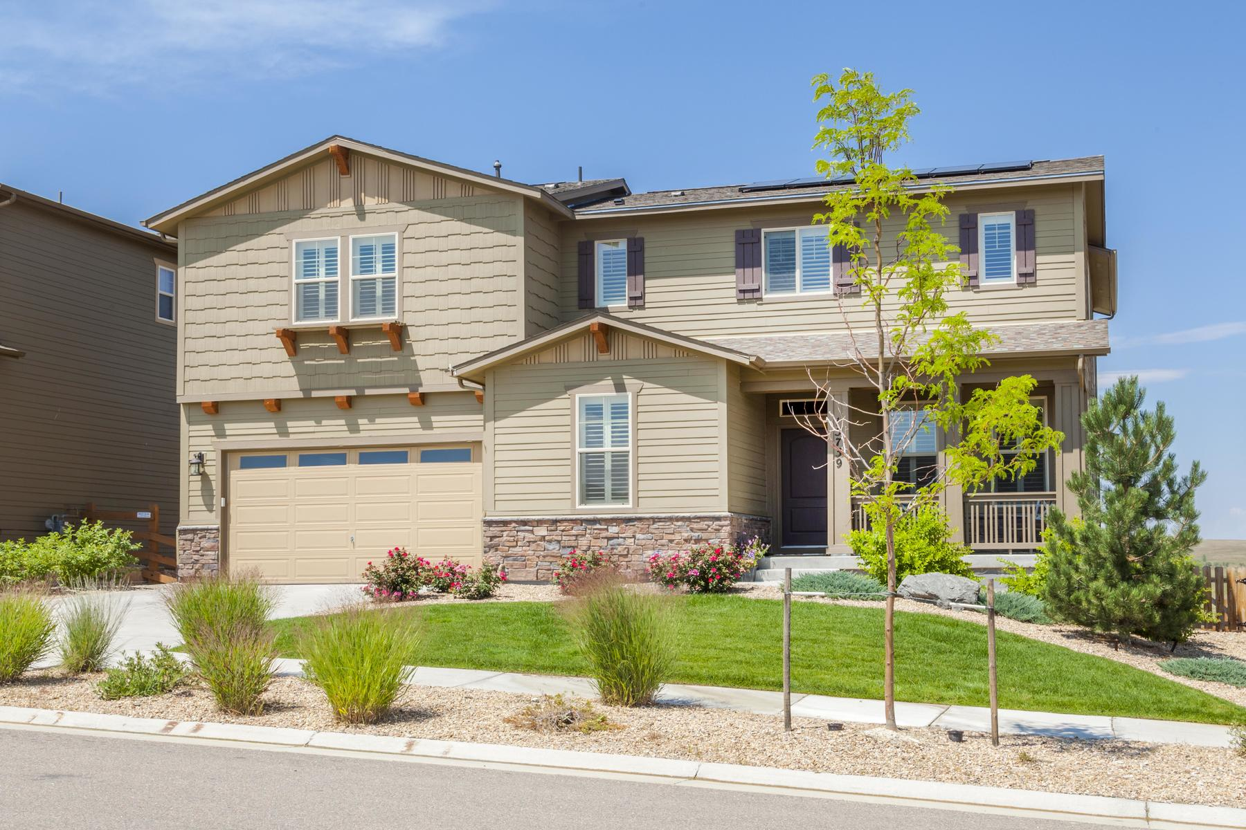 Single Family Home for Sale at *Wow!*Why Wait To Build When You Can Buy This Home Today?! 15739 West 95th Place Arvada, Colorado, 80007 United States