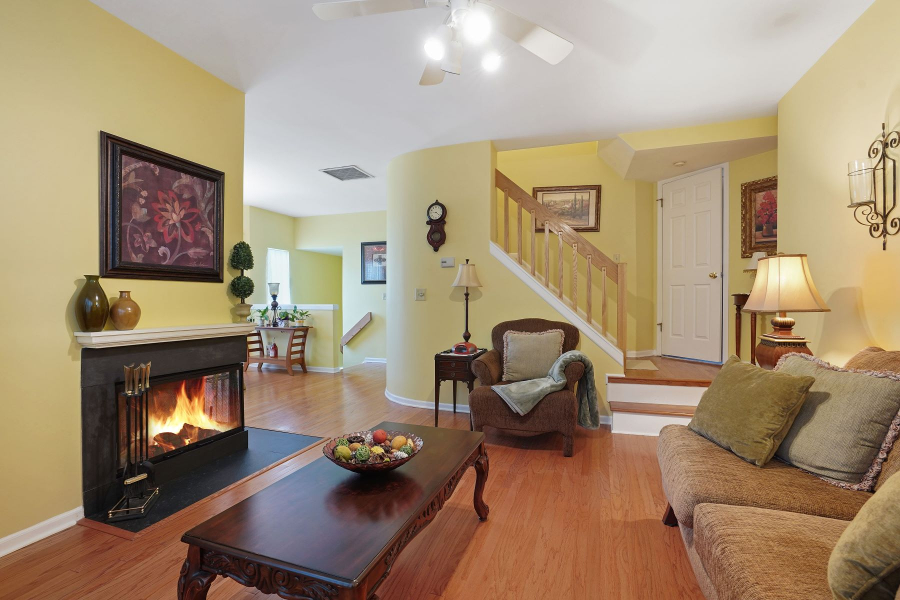 townhouses for Active at 40 Witherspoon Court Morris Township, New Jersey 07960 United States
