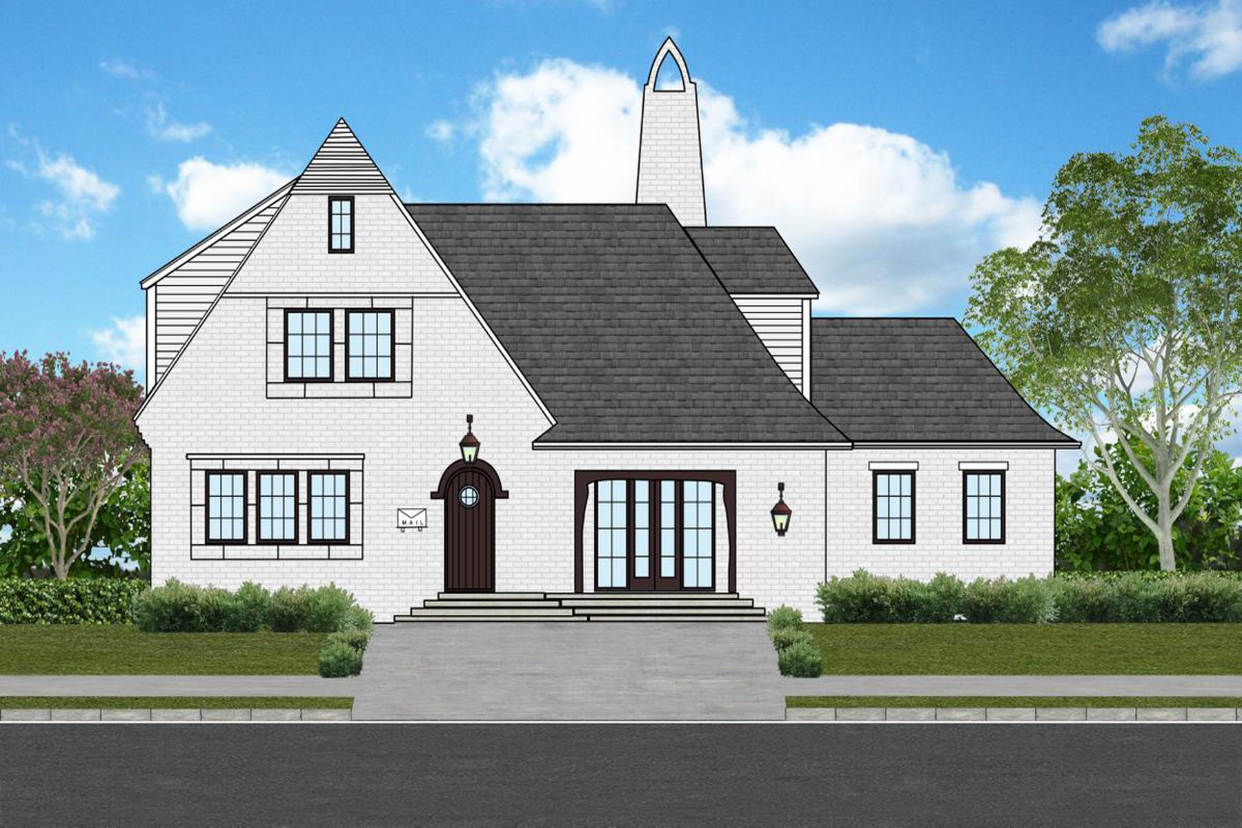 Частный односемейный дом для того Продажа на Beautiful New European Style Home 1416 Katherine Rose Lane Smyrna, Джорджия 30080 Соединенные Штаты