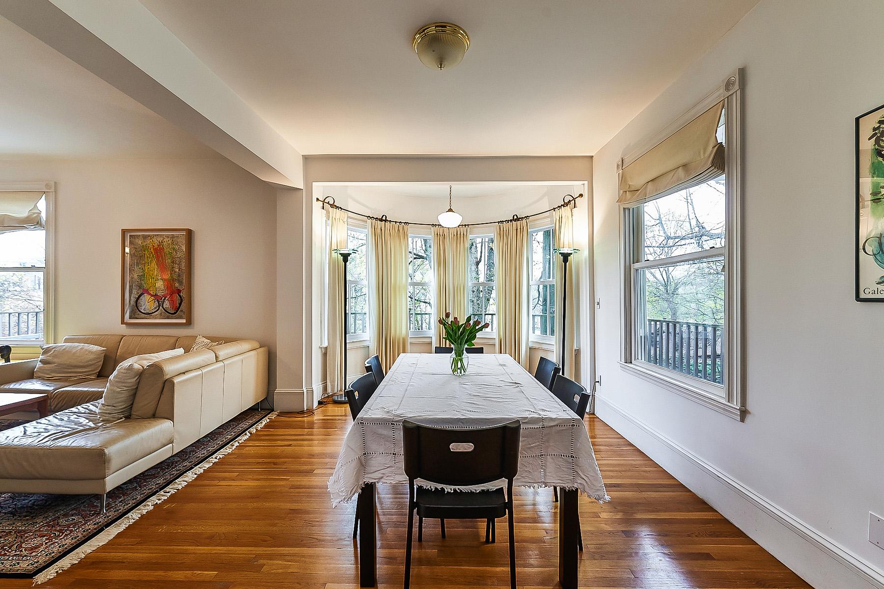 Частный односемейный дом для того Продажа на 32 Mason Terrace, Brookline Brookline, Массачусетс, 02446 Соединенные Штаты
