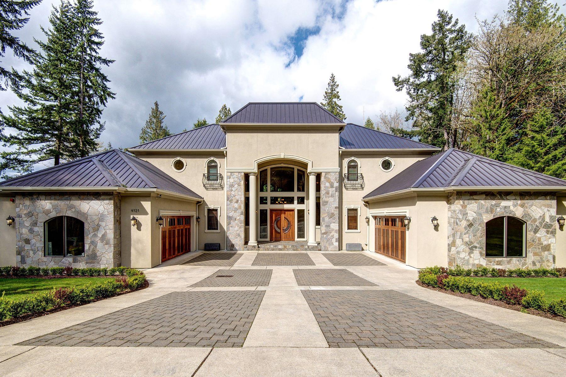 Casa Unifamiliar por un Venta en Tuscan Elegance in Sammamish 4121 198th Court NE Sammamish, Washington 98074 Estados Unidos
