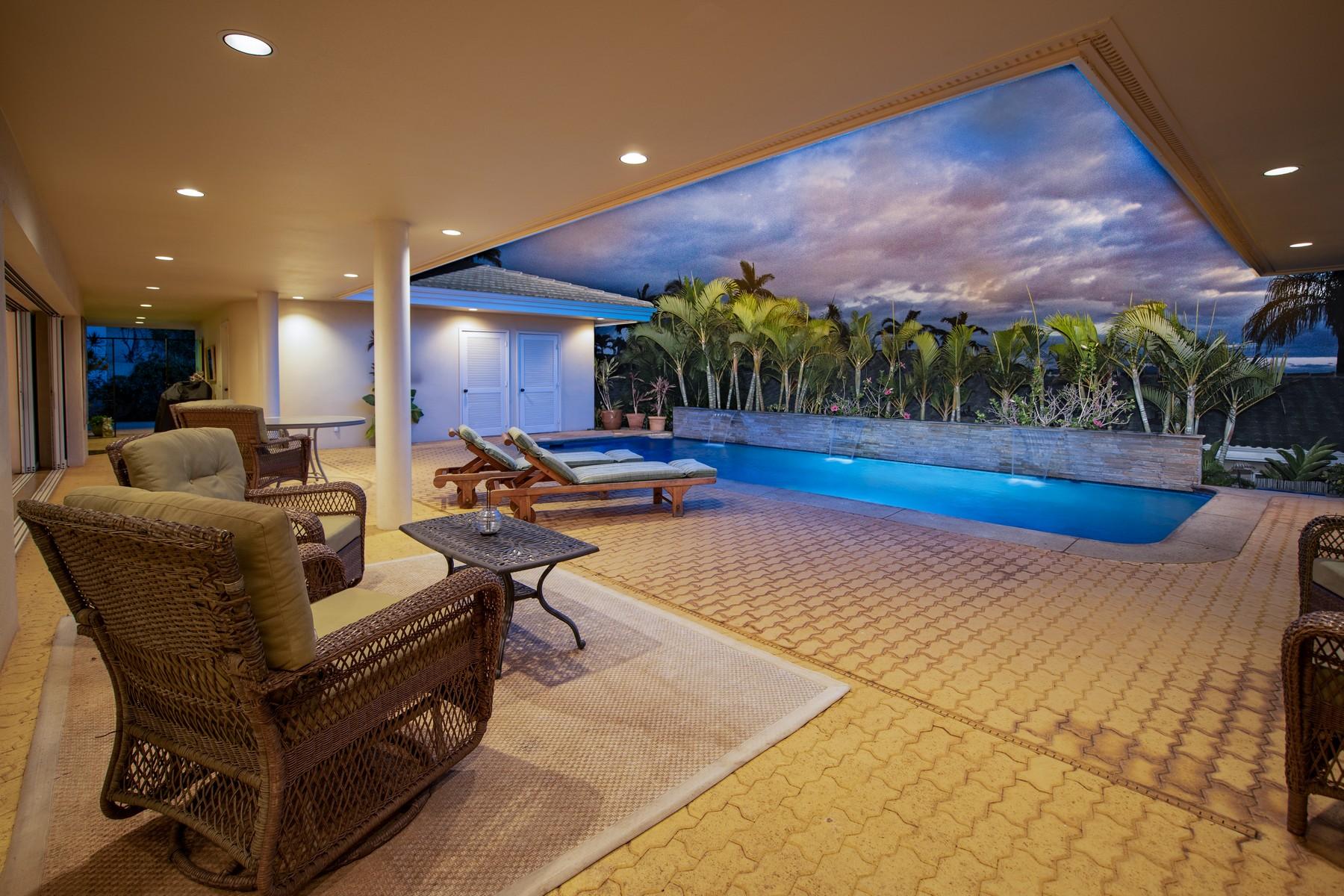Single Family Homes 為 出售 在 Wailea Kialoa 169 W. Ikea Moku Place, Wailea, 夏威夷 96753 美國