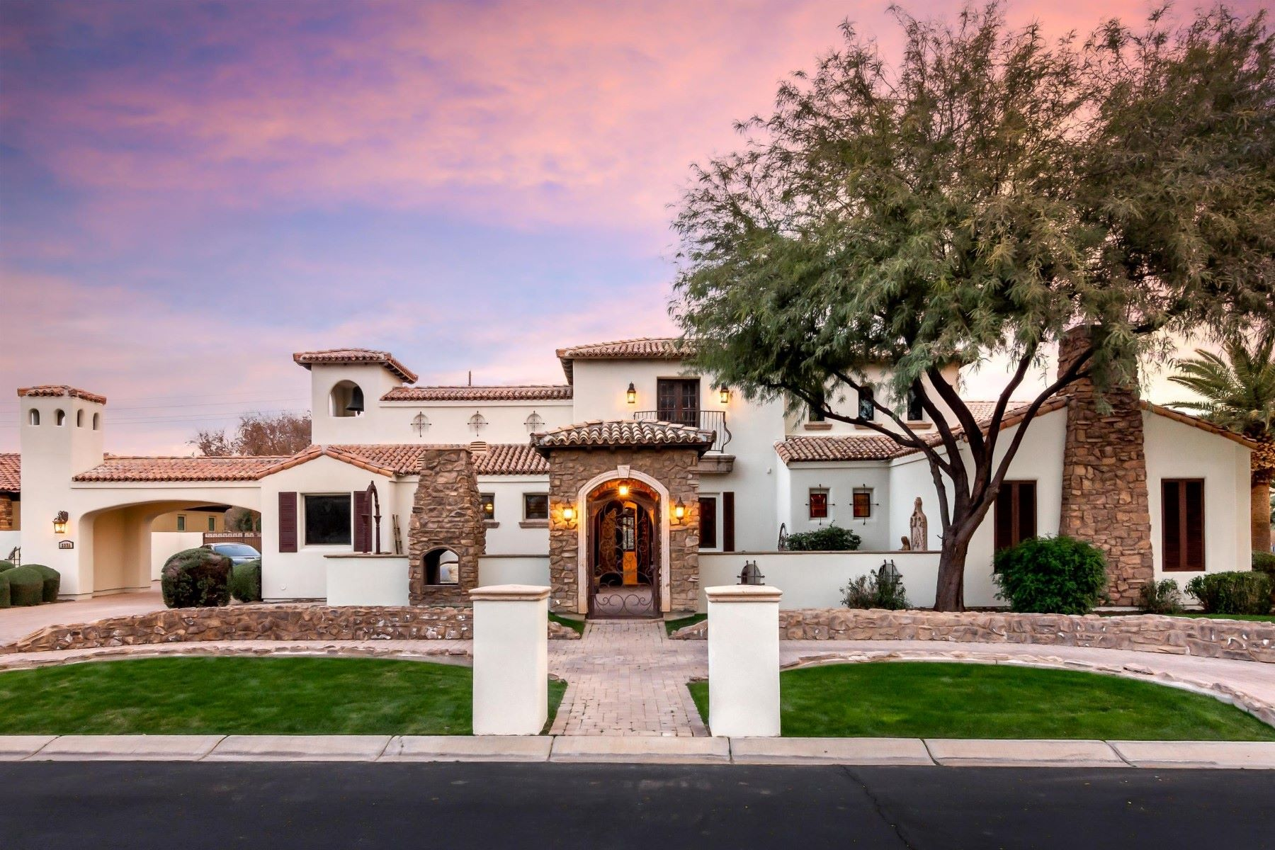 Single Family Homes for Active at Bela Flor at Riggs 3371 E Sagittarius CT Chandler, Arizona 85249 United States