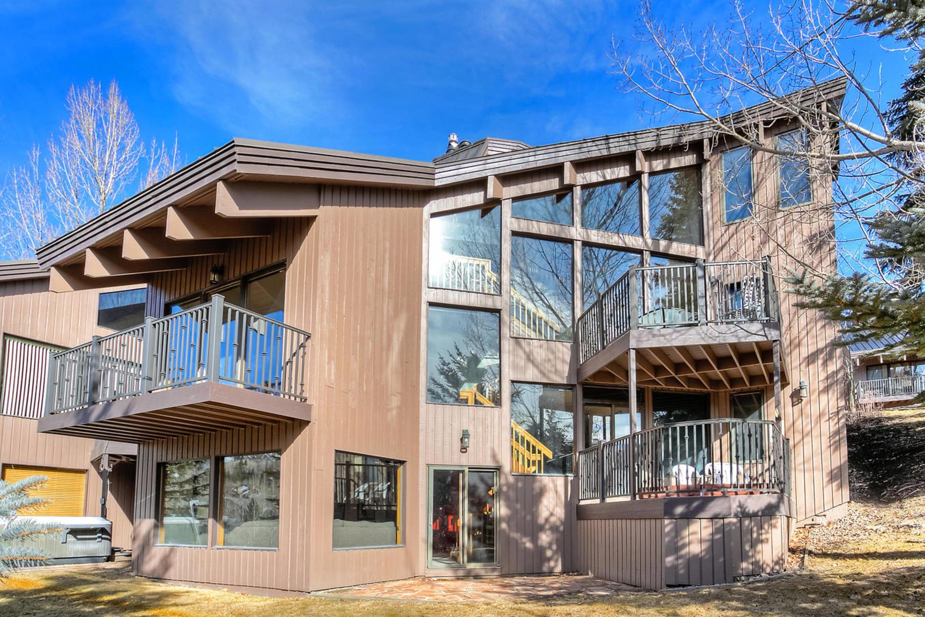 Stadthaus für Verkauf beim Fabulous and Sunny Deer Valley Mountain Townhome with Postcard Views 1240 Pinnacle Dr #14 Park City, Utah, 84060 Vereinigte Staaten