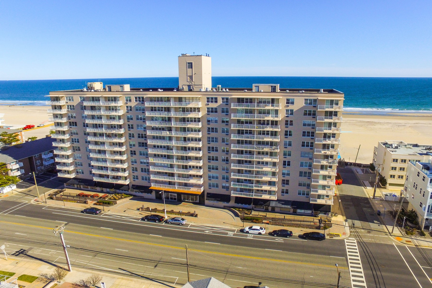 Condominiums for Sale at Margate Towers Condo 9400 Atlantic Ave #804 Margate City, New Jersey 08402 United States