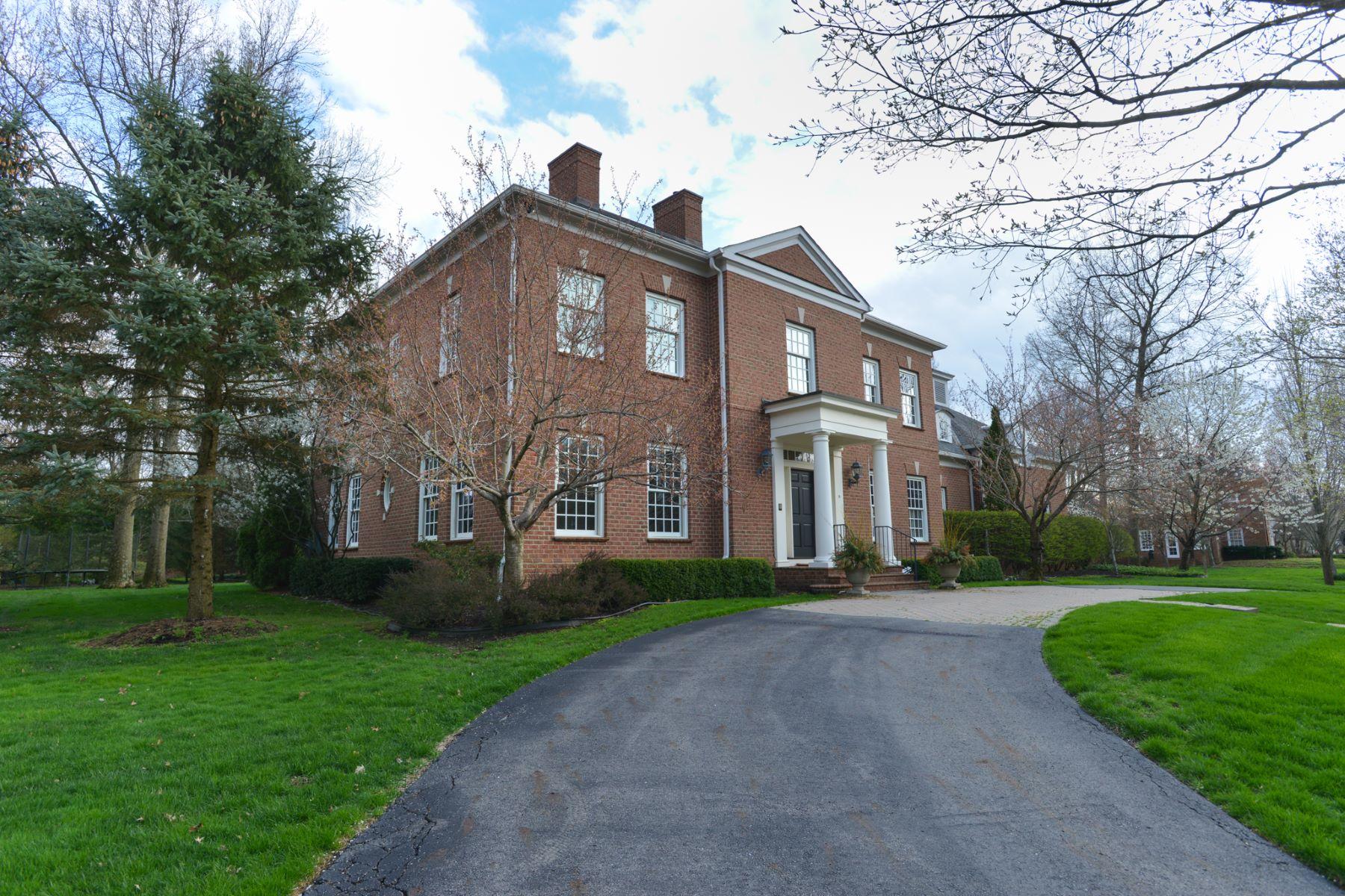 Single Family Homes 为 销售 在 29 Wiveliscombe 新奥尔巴尼, 俄亥俄州 43054 美国