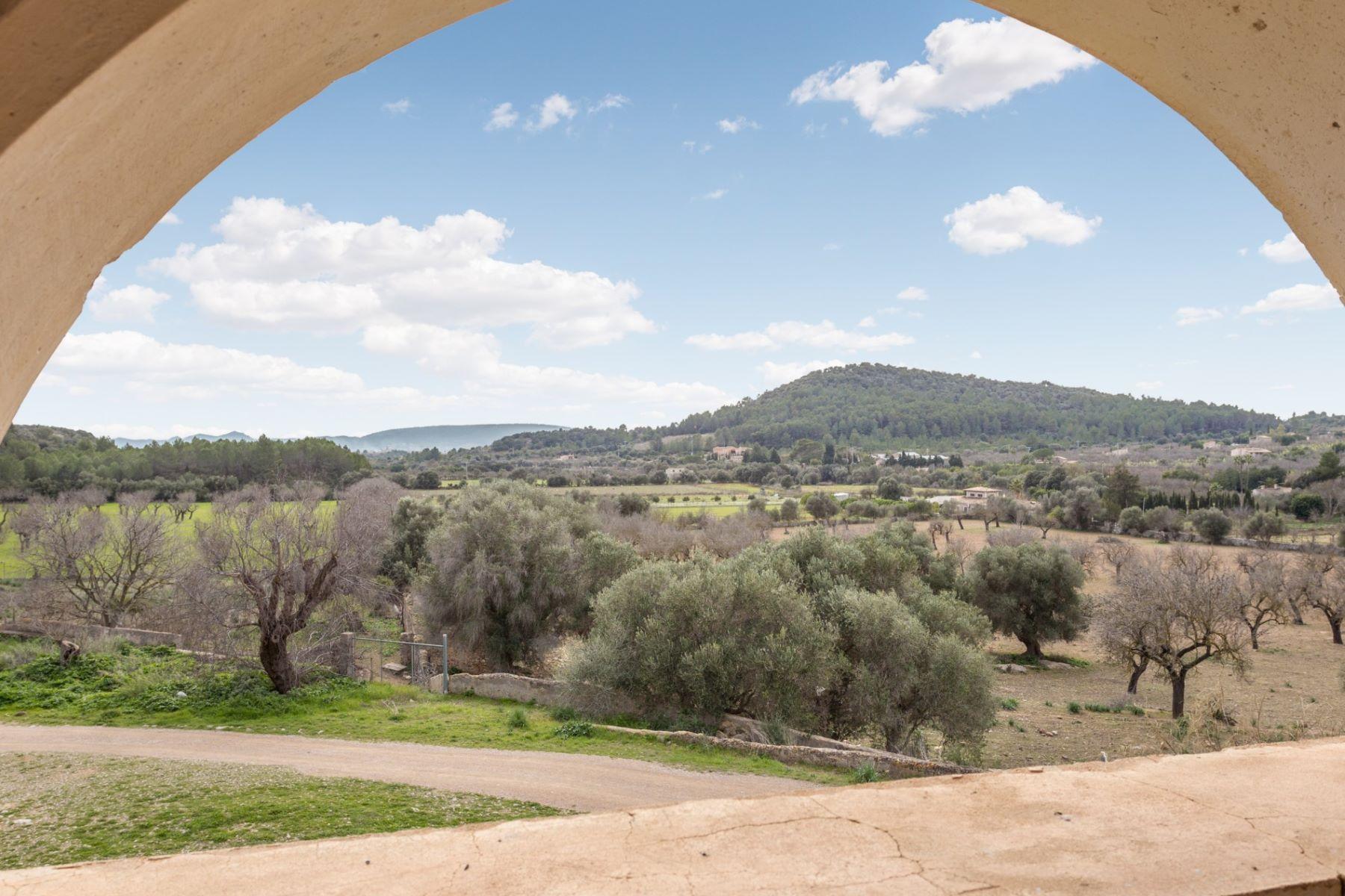 Nhà ở nhiều gia đình vì Bán tại Historic Mansion in Alaró Alaro, Mallorca, 07015 Tây Ban Nha