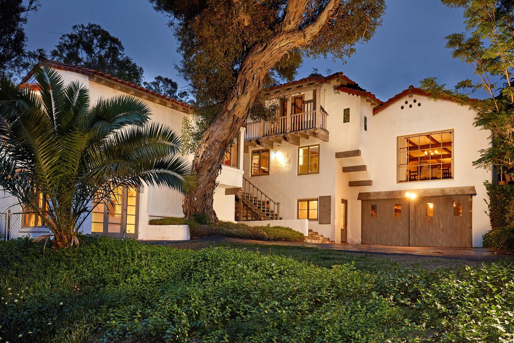 Vivienda unifamiliar por un Venta en 5860 Lago Lindo Rancho Santa Fe, California, 92067 Estados Unidos
