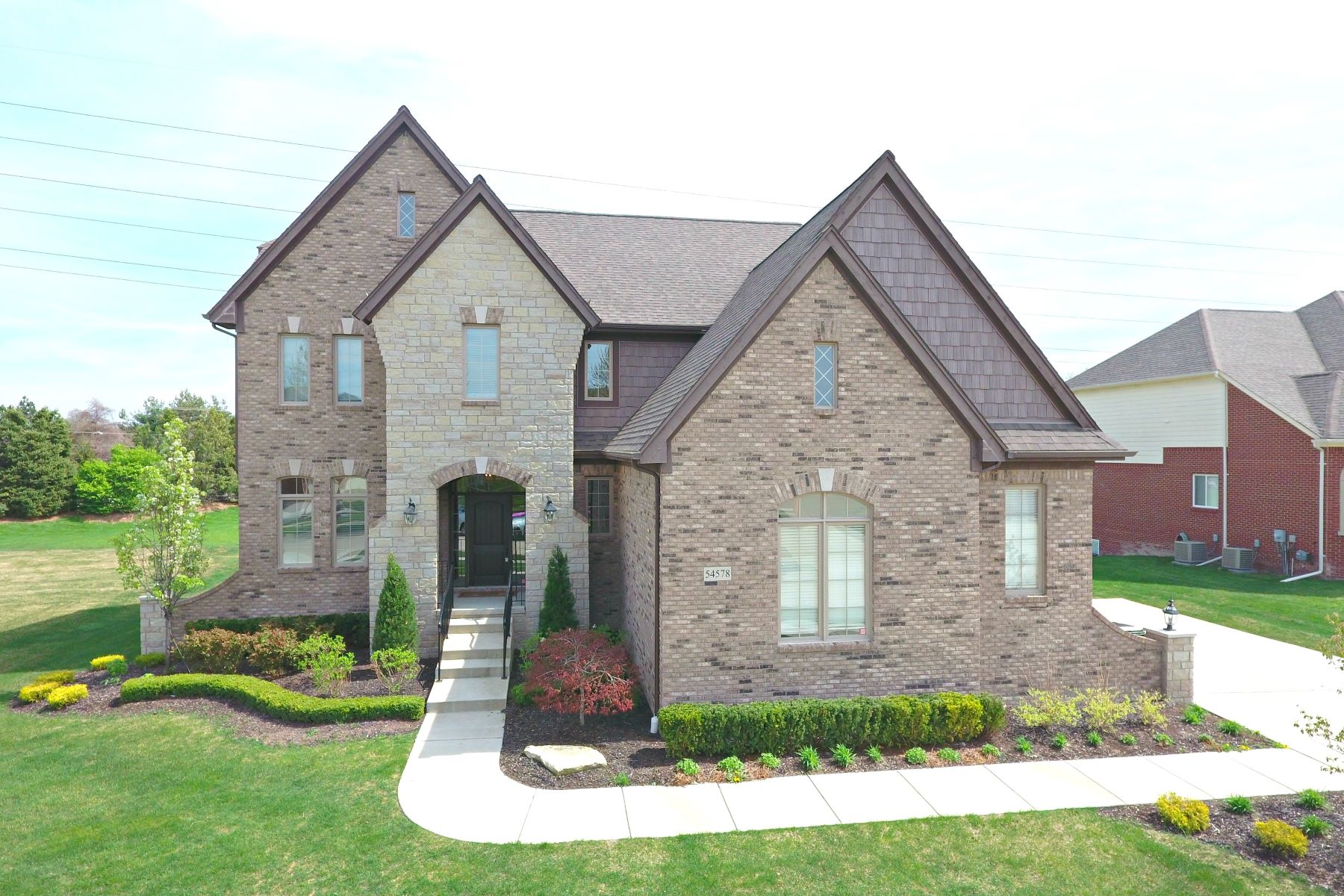 Single Family Home for Sale at Shelby Township 54578 Pelican Lane Shelby Township, Michigan, 48315 United States