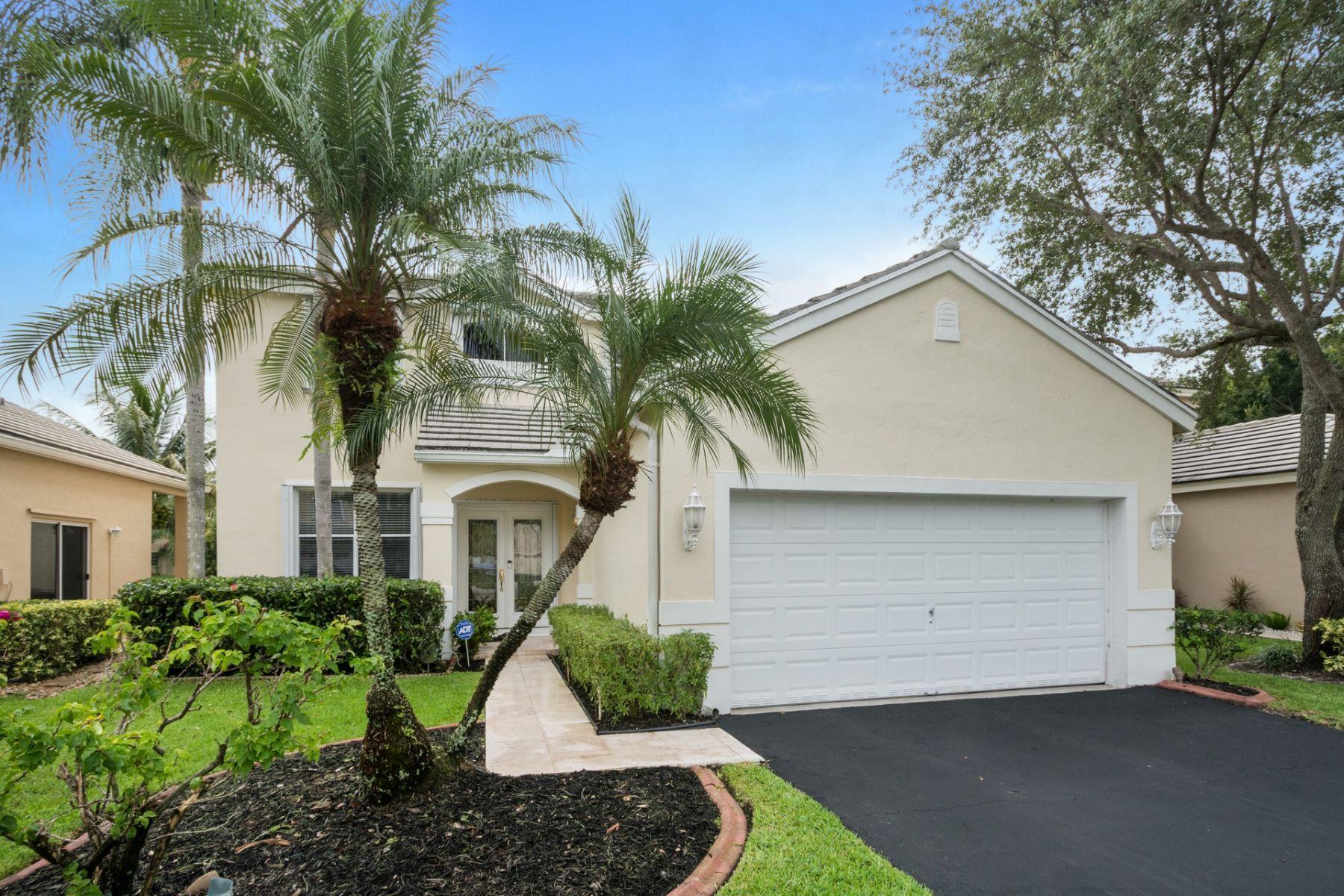 一戸建て のために 売買 アット 237 E Bayridge Dr. Weston, フロリダ, 33326 アメリカ合衆国