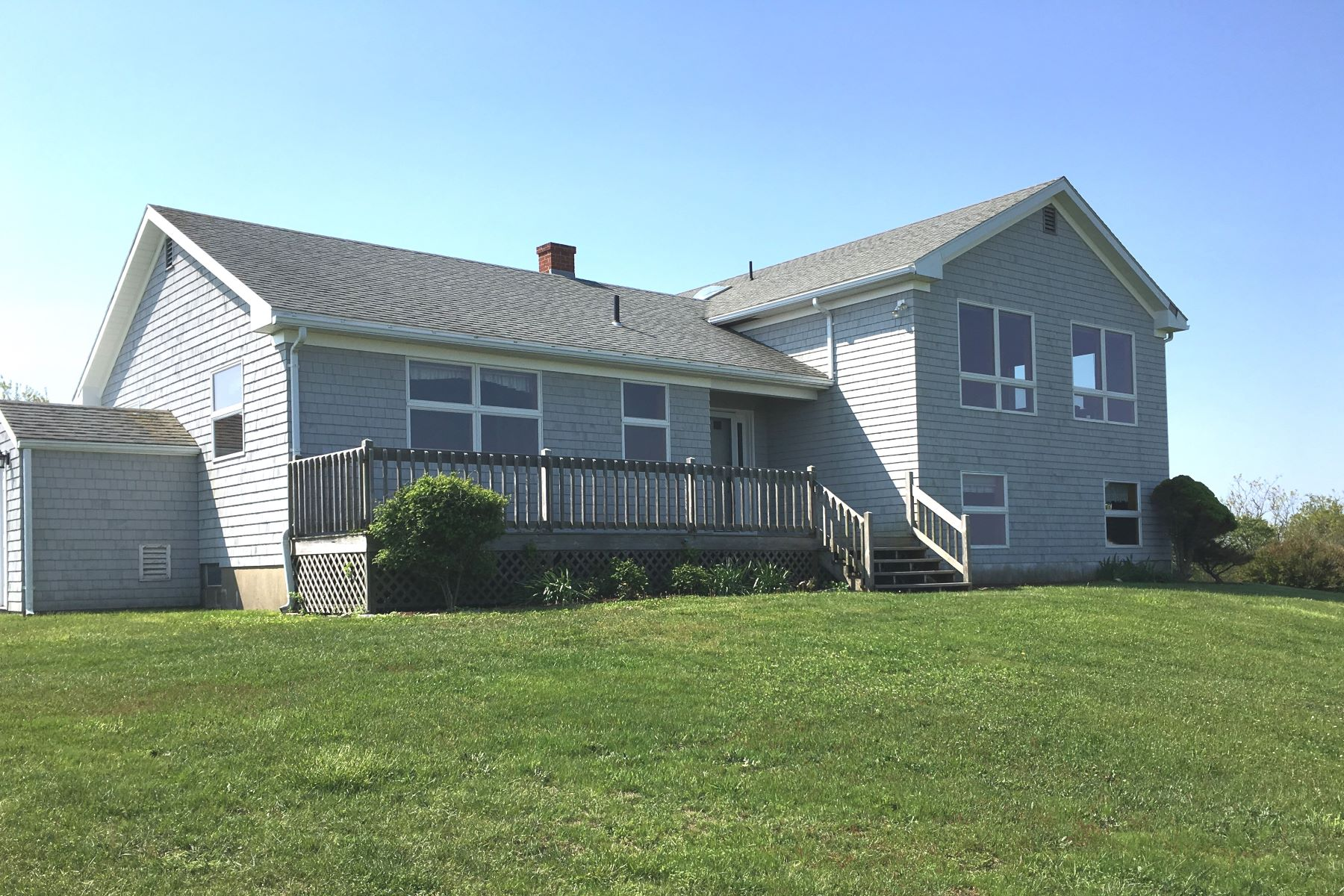 Single Family Homes for Sale at Sanchez 1143 Corn Neck Road, Block Island, Rhode Island 02807 United States