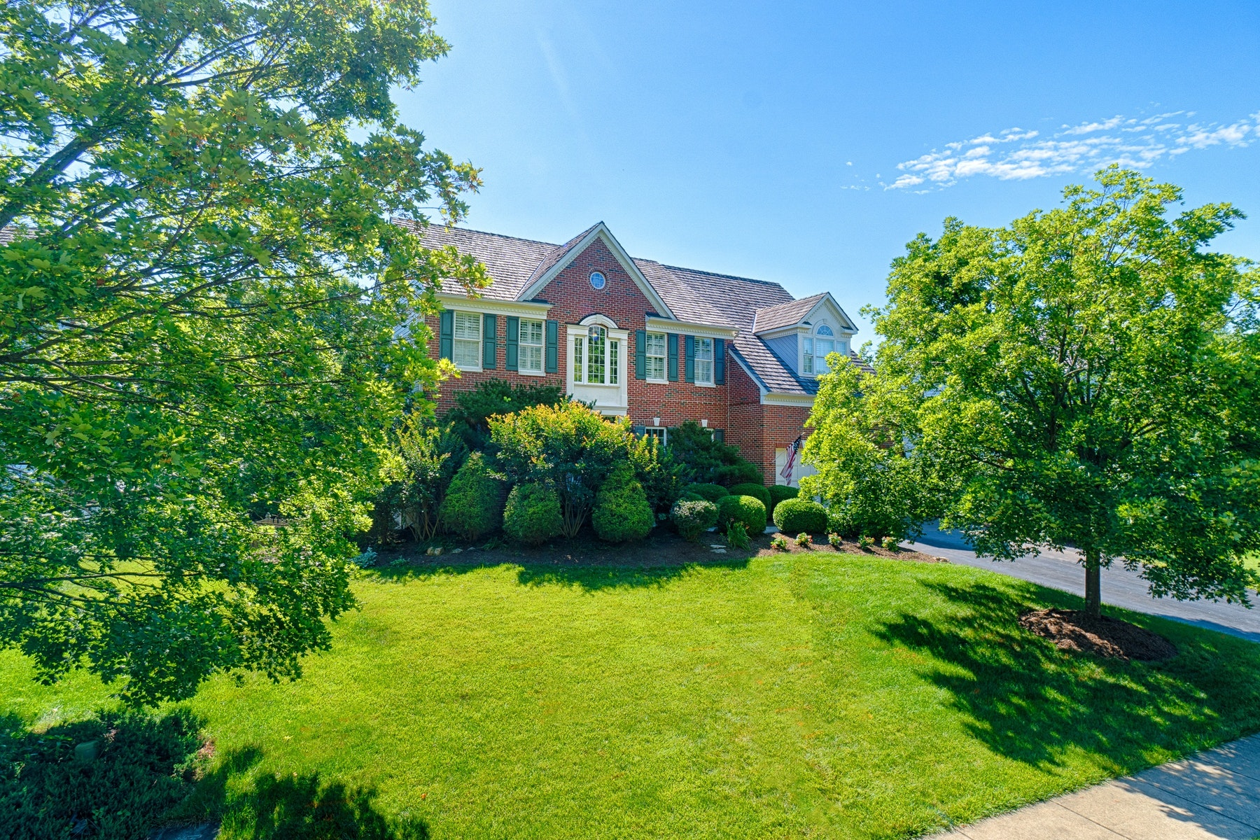 Single Family Home for Sale at Woodlea Manor, 622 Meade SW Leesburg, Virginia 20175 United States