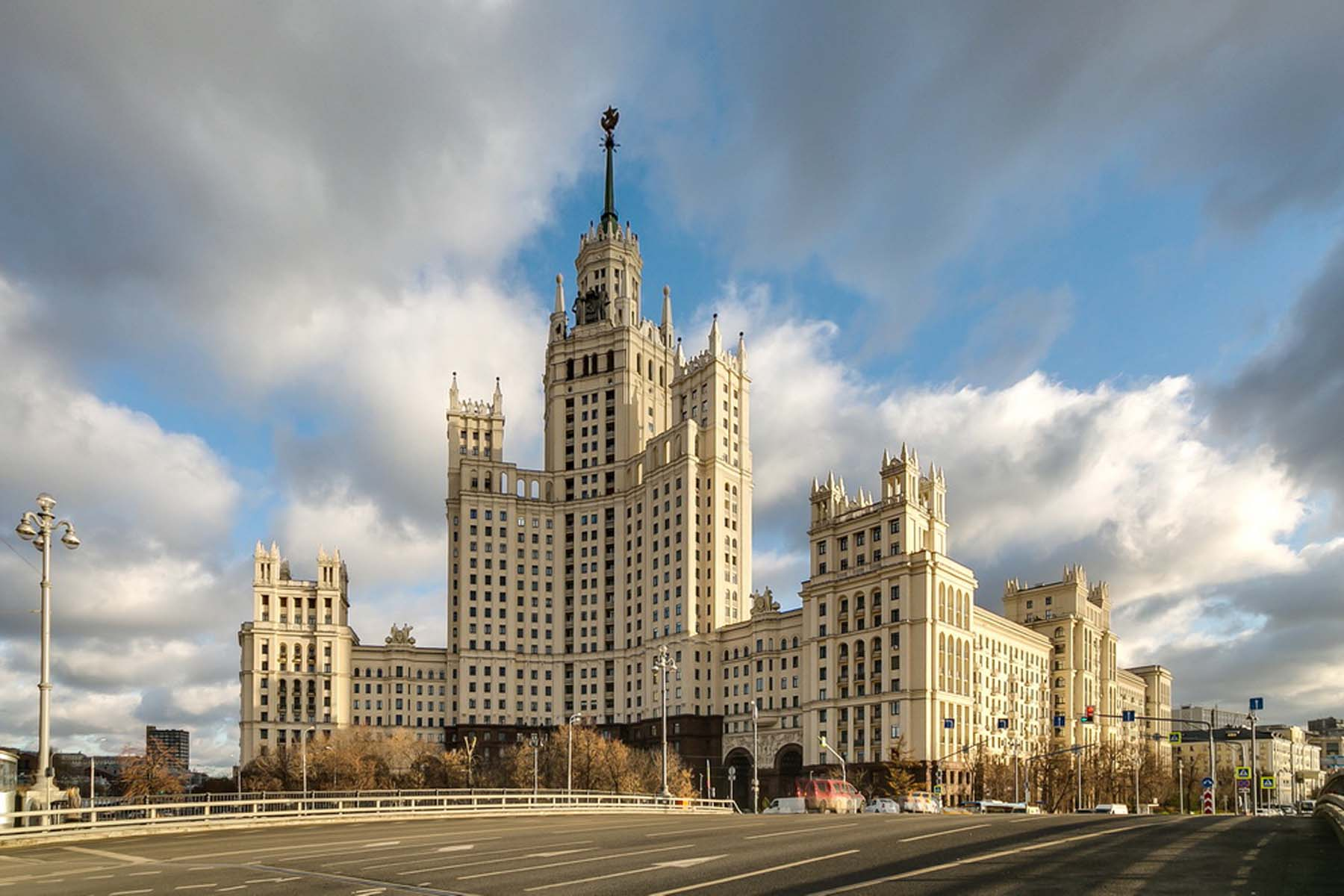 Apartments for Sale at Luxury apartments of 872.6 sq. m. on Kotelnicheskaya Embankment Moscow, Moscow Russia