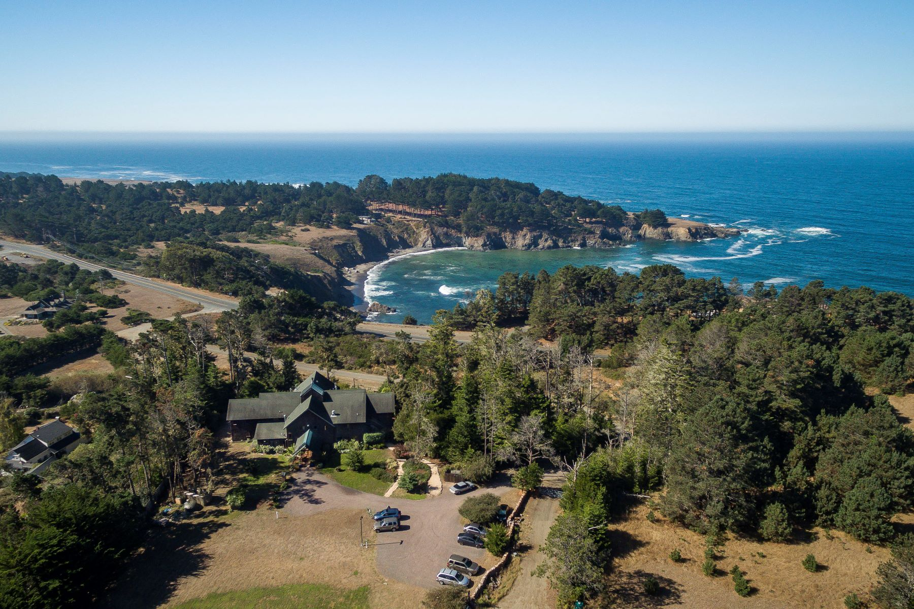 Additional photo for property listing at Brewery Gulch Inn 9401 N Hwy 1 Mendocino, California 95460 Estados Unidos