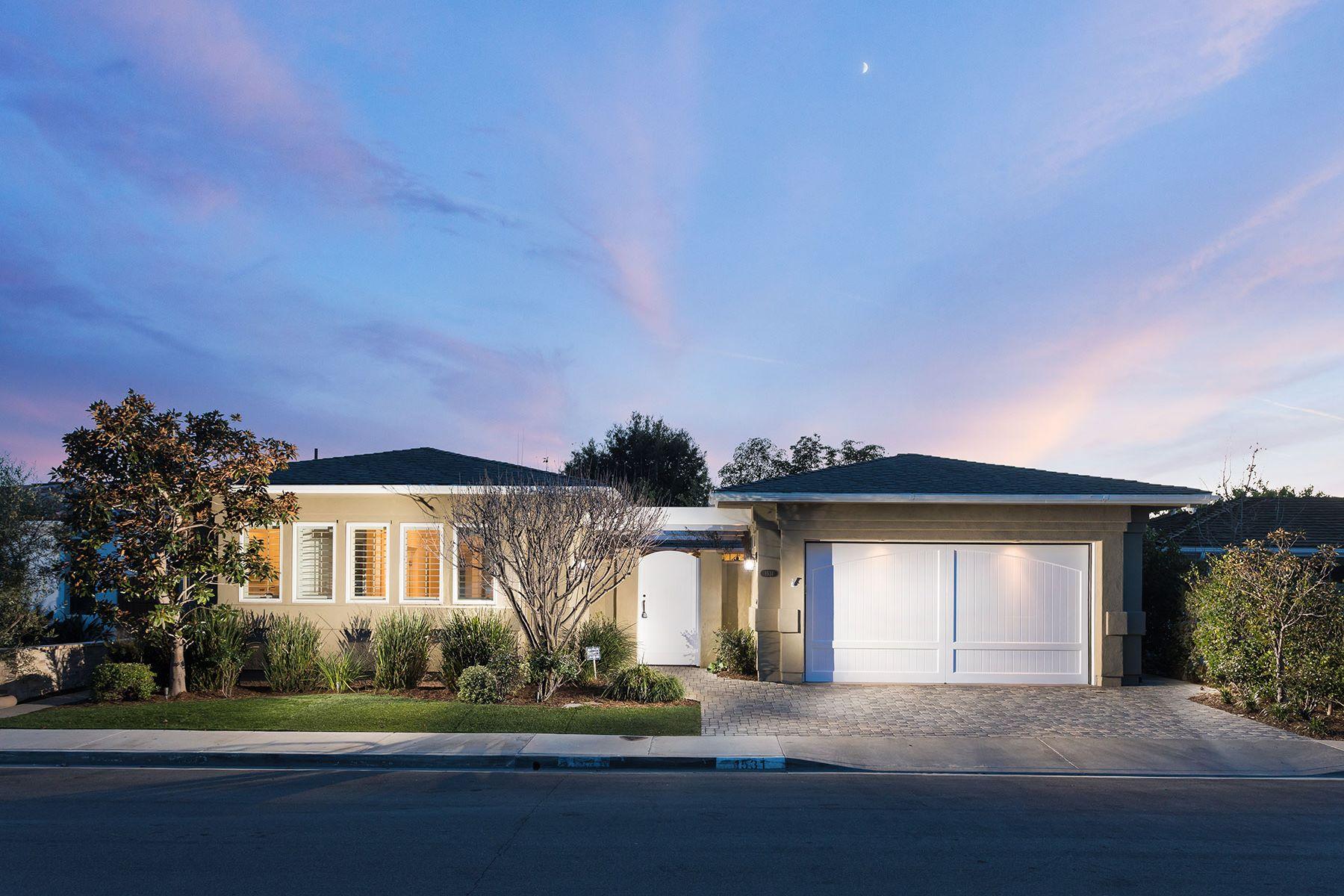 独户住宅 为 销售 在 1531 Santanella 纽波特比奇, 加利福尼亚州, 92625 美国