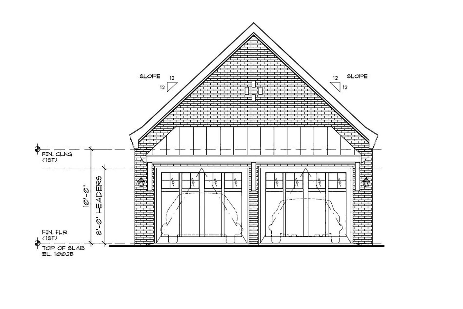 Additional photo for property listing at Classic Morningside New Construction on Beautiful Lanier Boulevard 1249 Lanier Boulevard NE Atlanta, Georgia 30306 United States