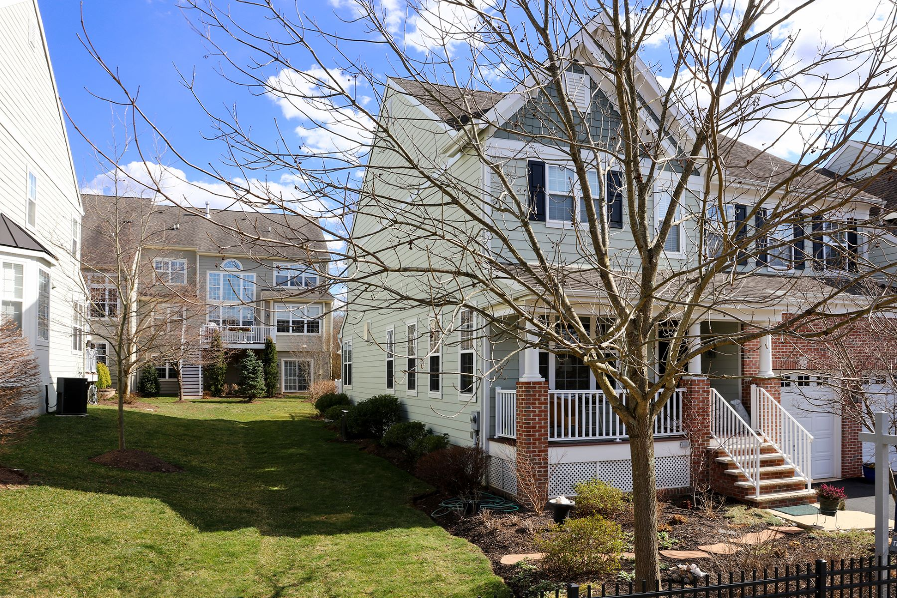 Townhouse for Sale at Easy To Enjoy 513 Titus Road Lambertville, New Jersey 08530 United States