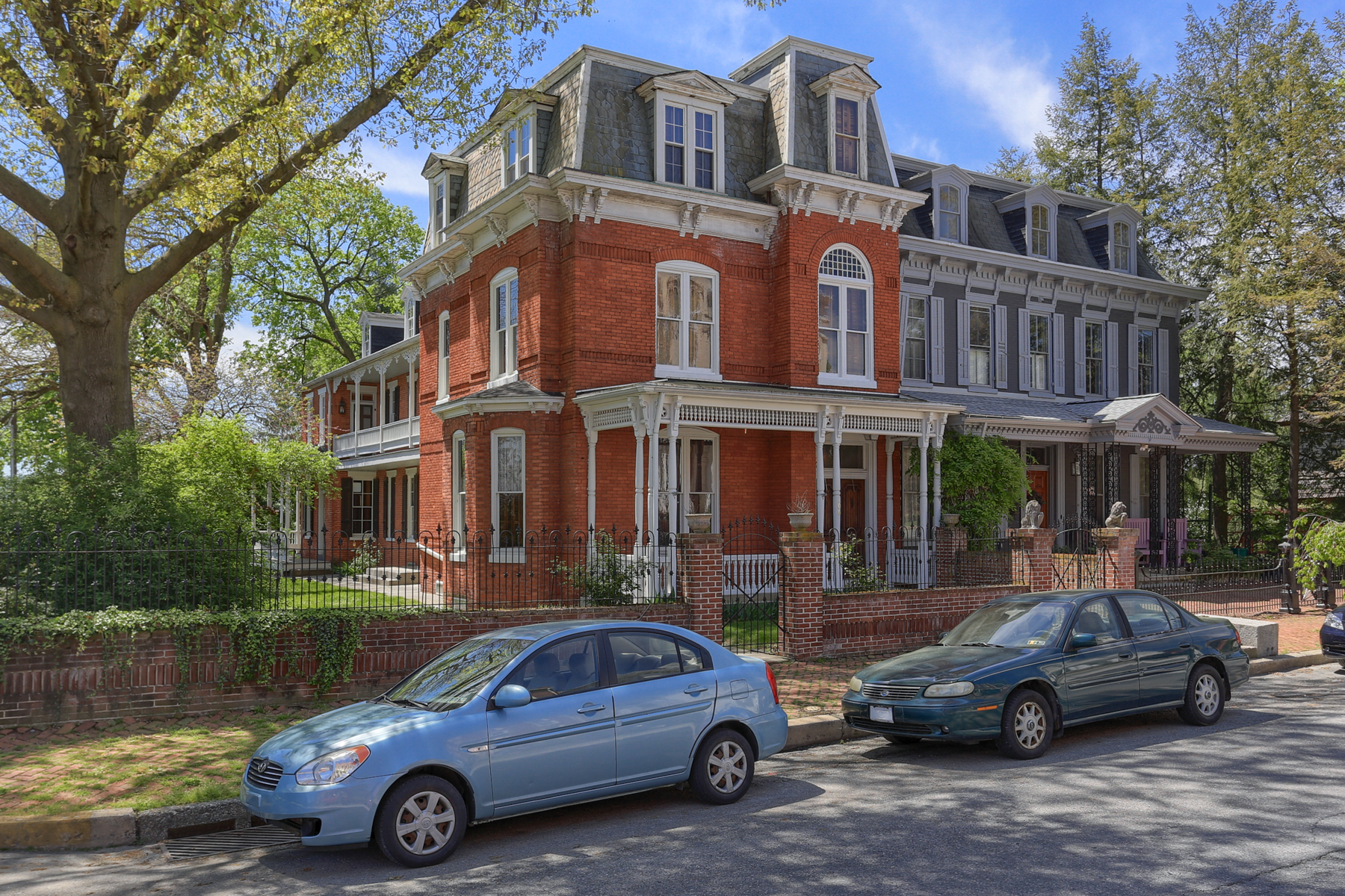 Casa Unifamiliar por un Venta en 106 South 2nd Street 106 South Second Street Columbia, Pennsylvania 17512 Estados Unidos