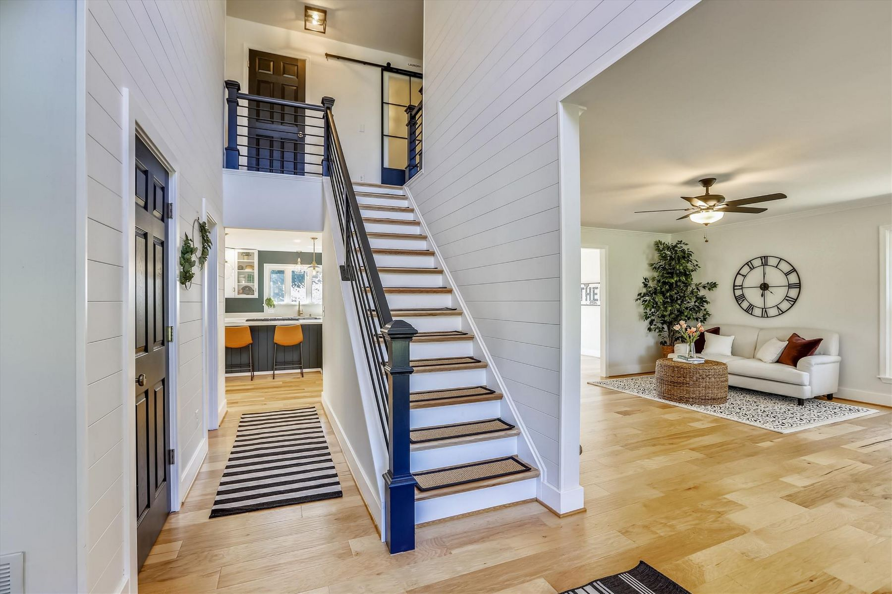 Single Family Homes for Sale at Fully Renovated Centreville Colonial 719 Burrisville Road Centreville, Maryland 21617 United States