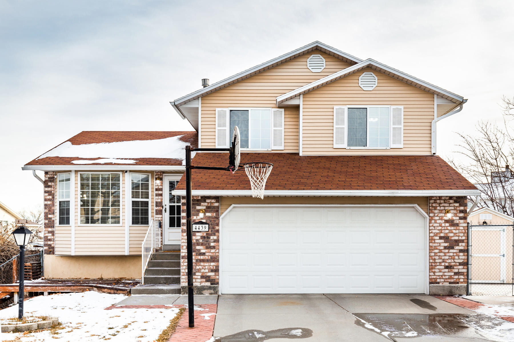 Single Family Homes for Active at Home Sweet Home 4439 S Heathercrest Cir West Valley City, Utah 84120 United States