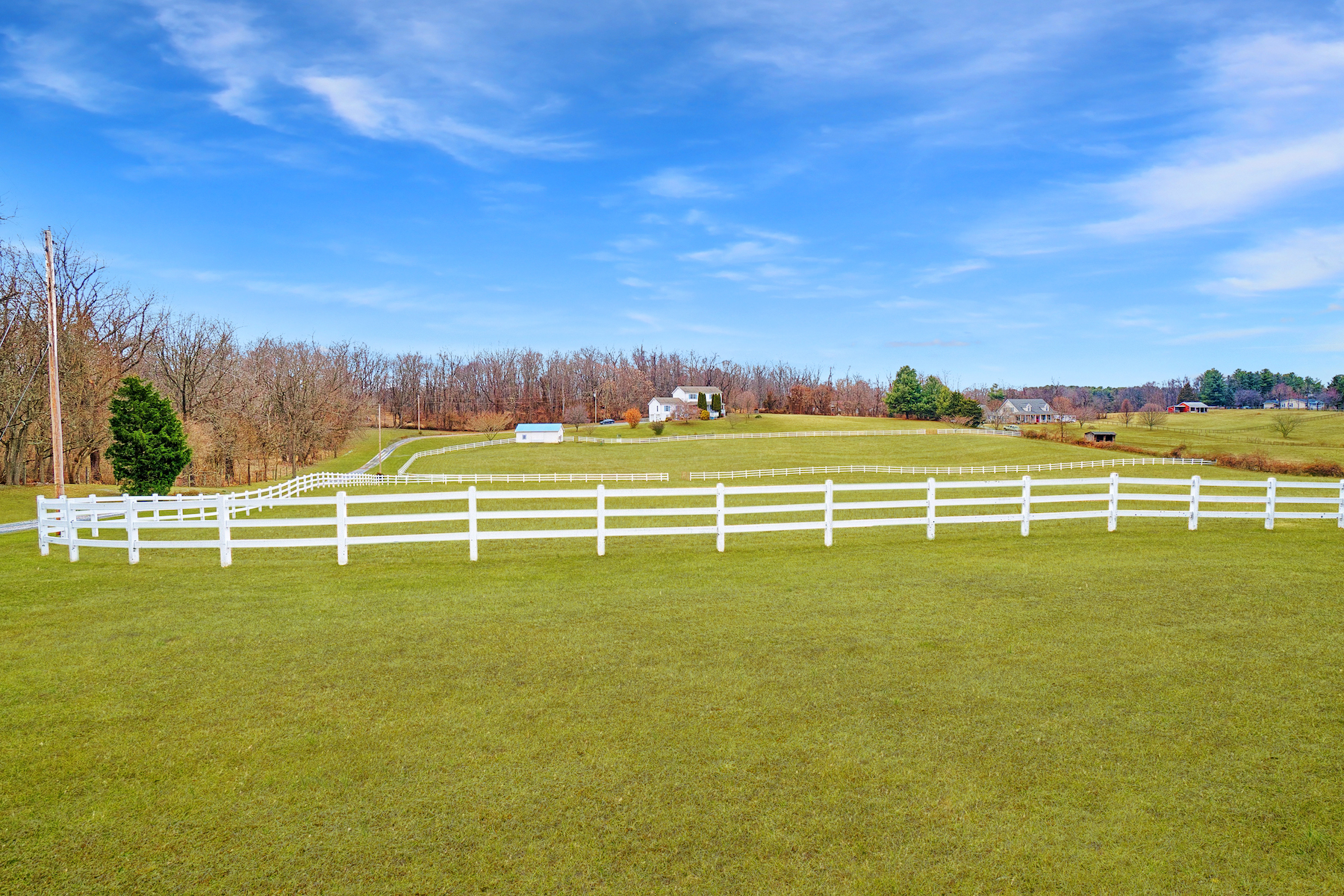 Single Family Home for Sale at Hestelund 600 Chestnut Lane Berryville, Virginia 22611 United States