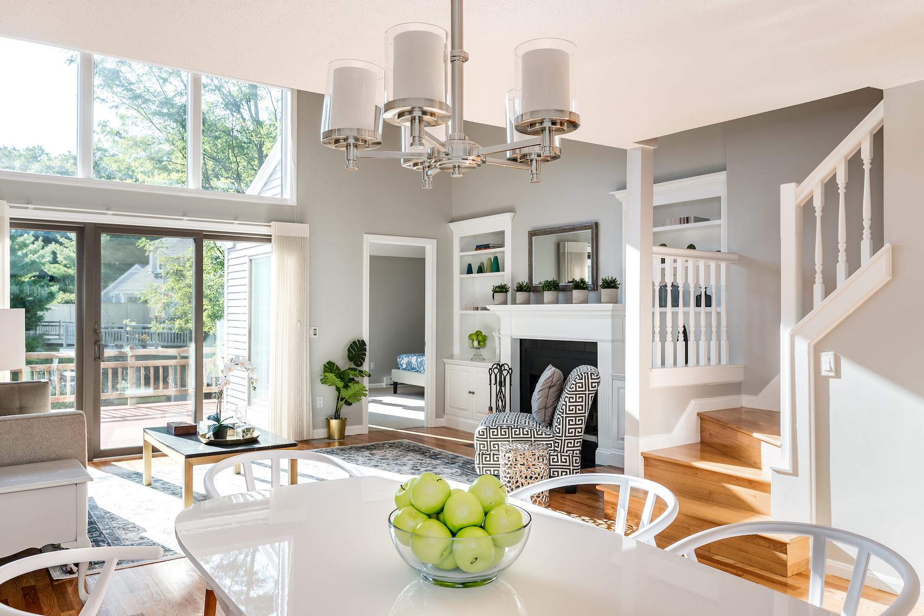Condominiums 为 销售 在 38 Pickwick Way, Unit 38 38 Pickwick Way Unit 38 韦兰, 马萨诸塞州 01778 美国