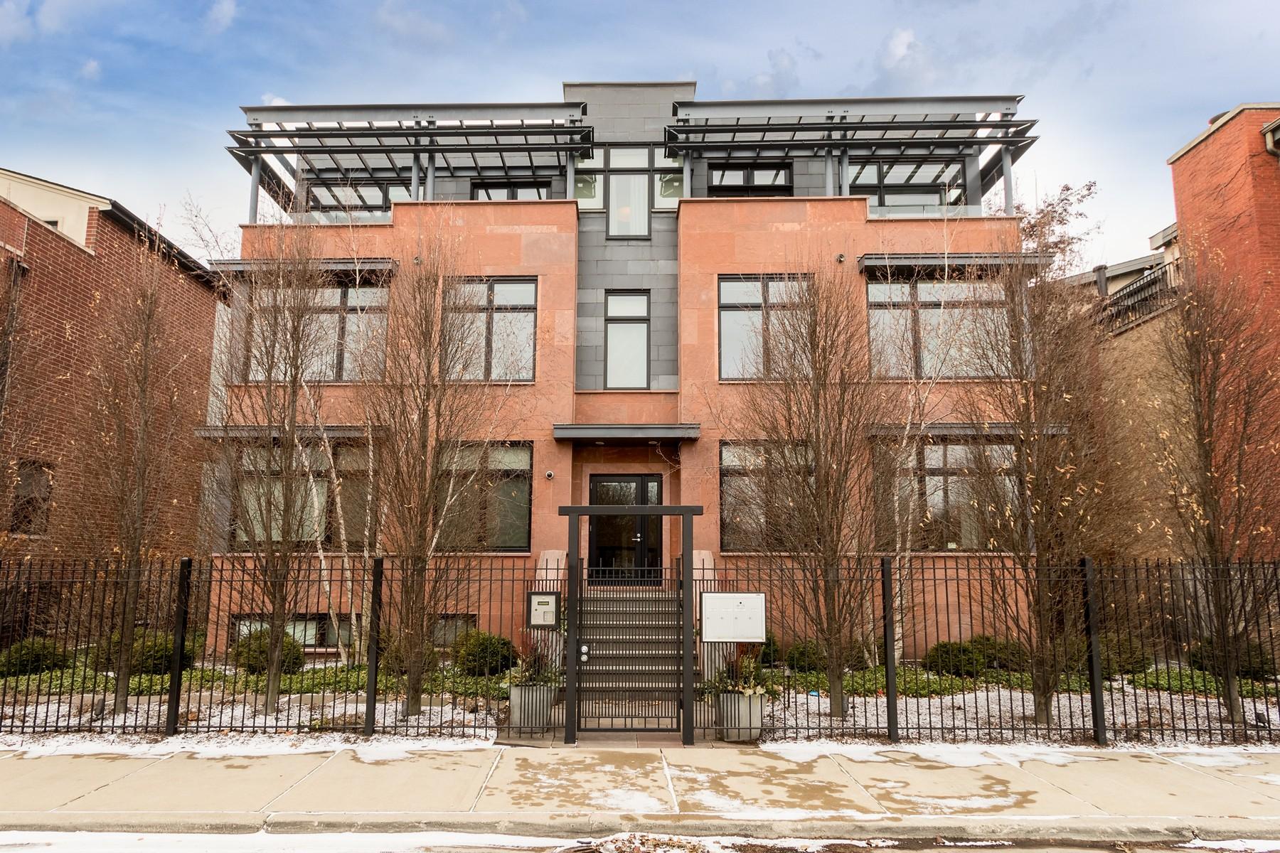 Nhà ở nhiều gia đình vì Bán tại The Pinnacle of Lincoln Park Living 2636 N Lakewood Avenue, Lincoln Park, Chicago, Illinois, 60614 Hoa Kỳ