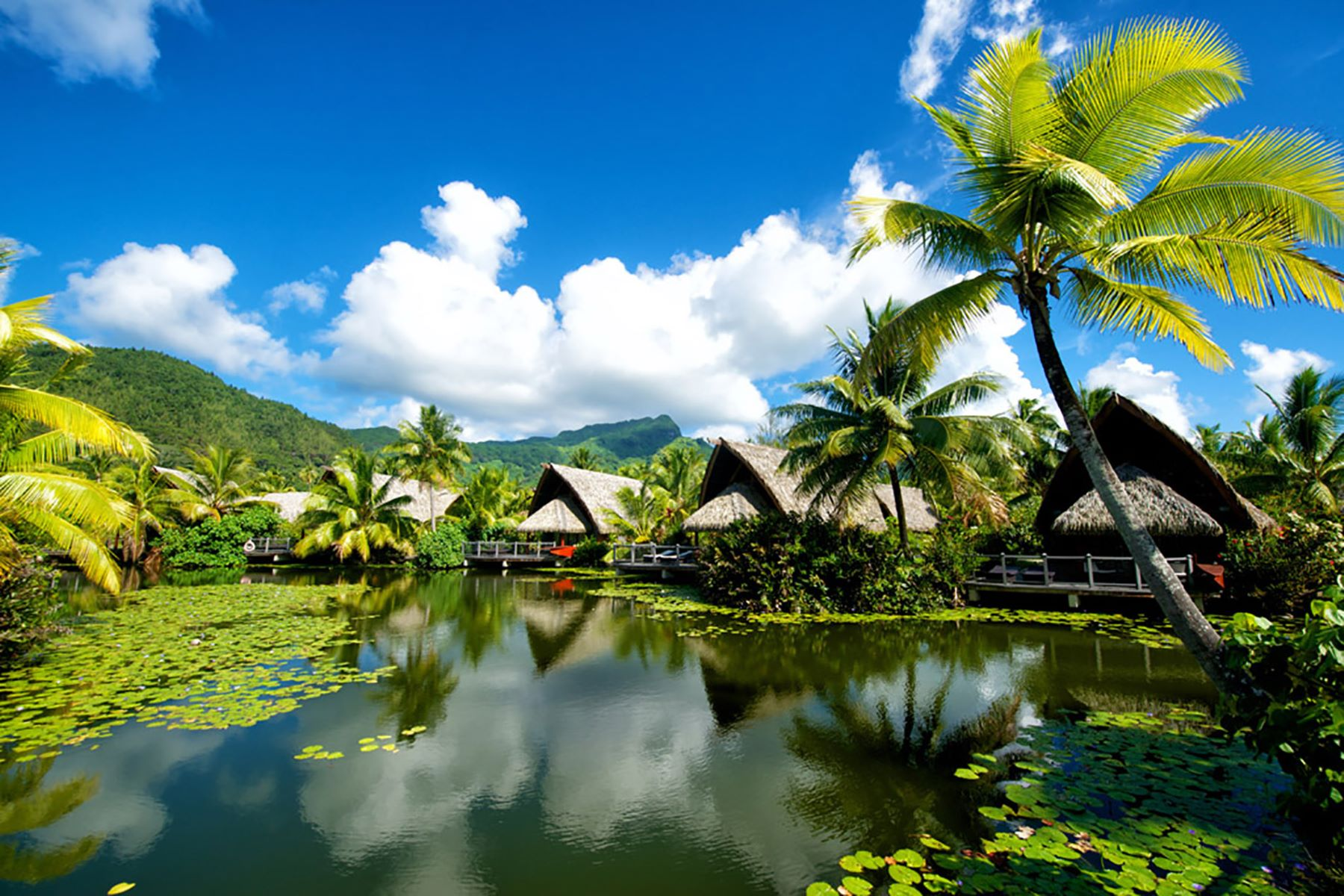 Other Residential Homes 为 销售 在 Magnificent property on a historic site Huahine, French Polynesia 法属玻利尼西亚