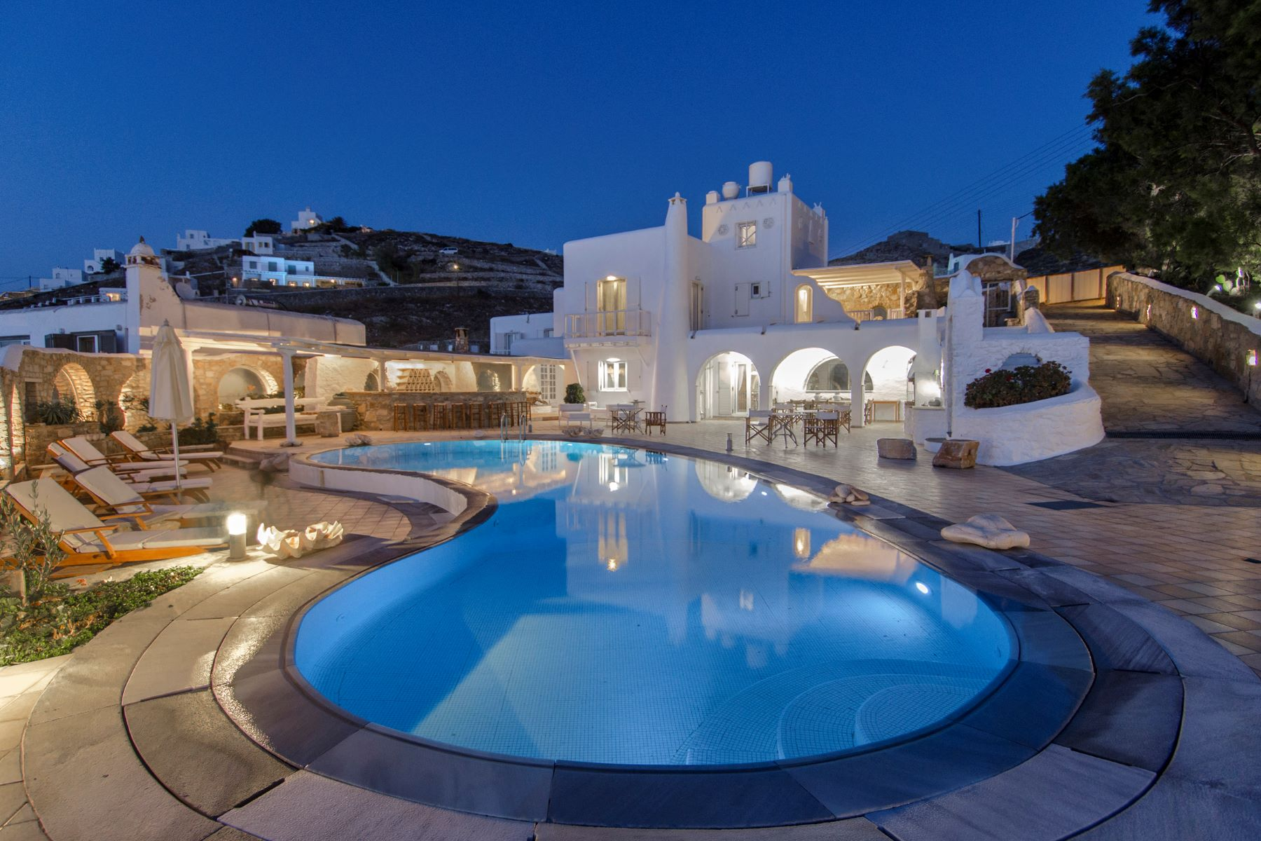 Single Family Homes por un Venta en Agios Ioannis Coastal Elegance Mykonos, Egeo Meridional 84600 Grecia