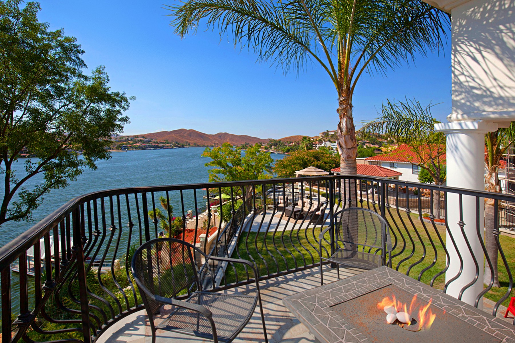Single Family Home for Sale at 29723 Eagle Point Drive Canyon Lake, California, 92587 United States