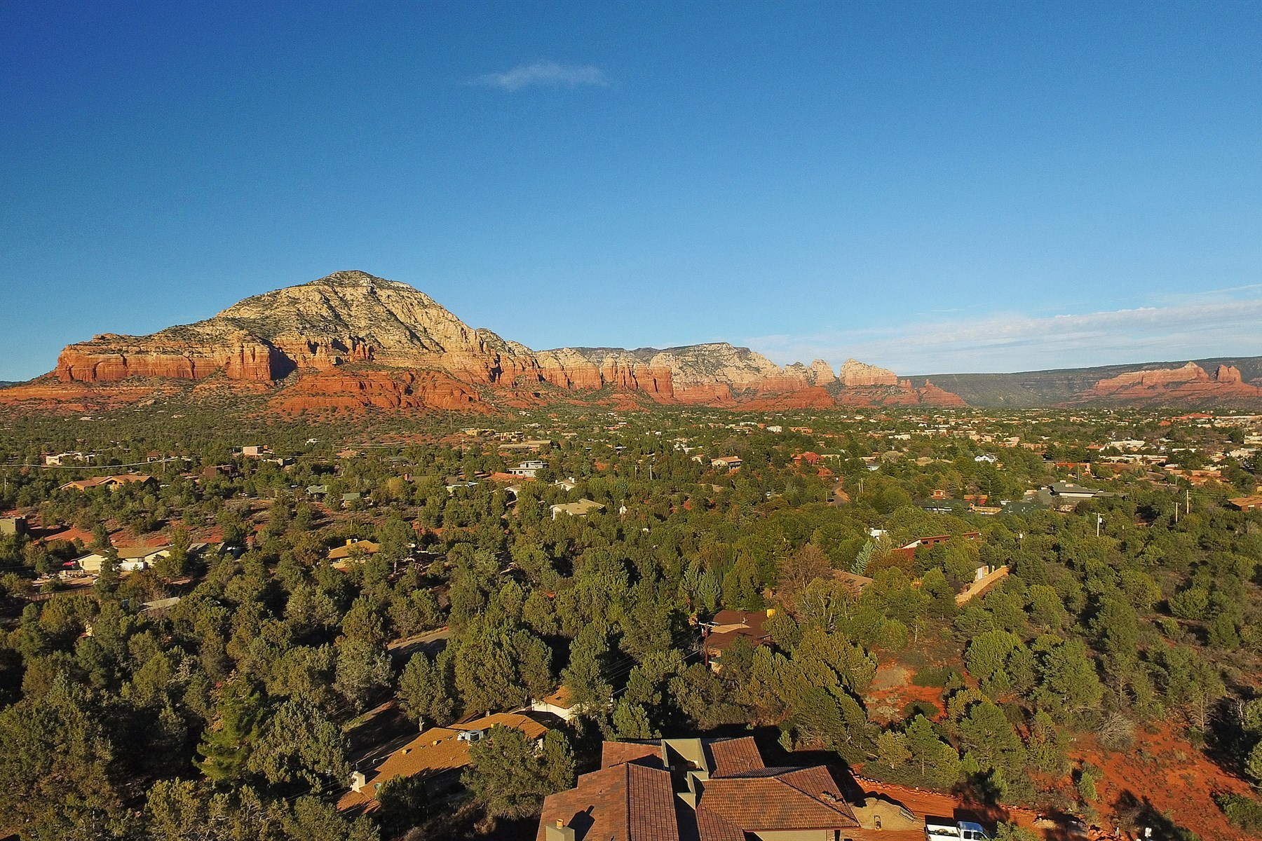 Terrain pour l Vente à .92-acres in the exclusive enclave of Rimstone community 50 Rimstone Circle Sedona, Arizona, 86336 États-Unis