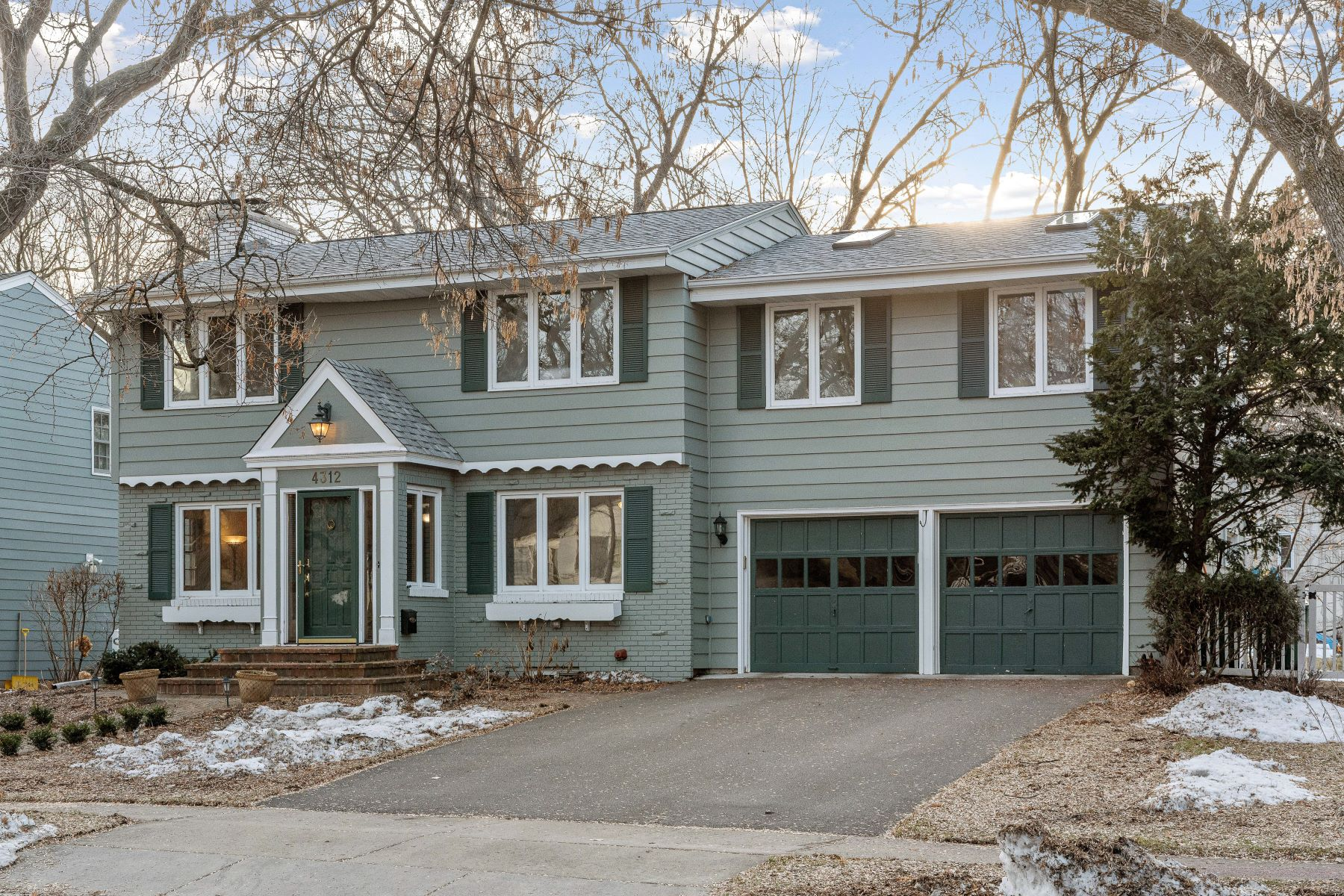 Single Family Homes for Sale at 4312 Browndale Avenue St. Louis Park, Minnesota 55424 United States