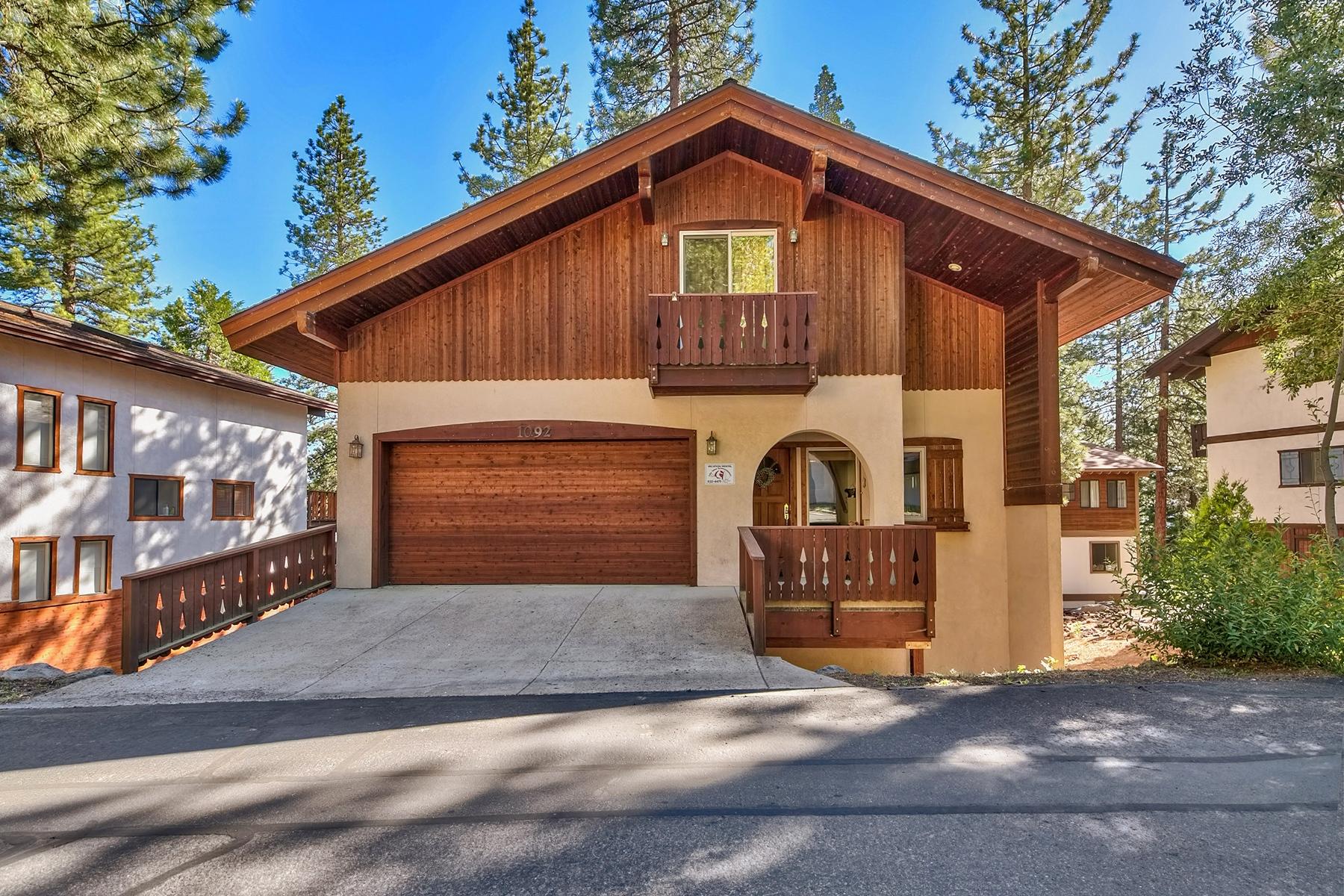 Tek Ailelik Ev için Satış at 1092 Lucerne Way, Incline Village, Nevada 1092 Lucerne Way Incline Village, Nevada 89451 Amerika Birleşik Devletleri
