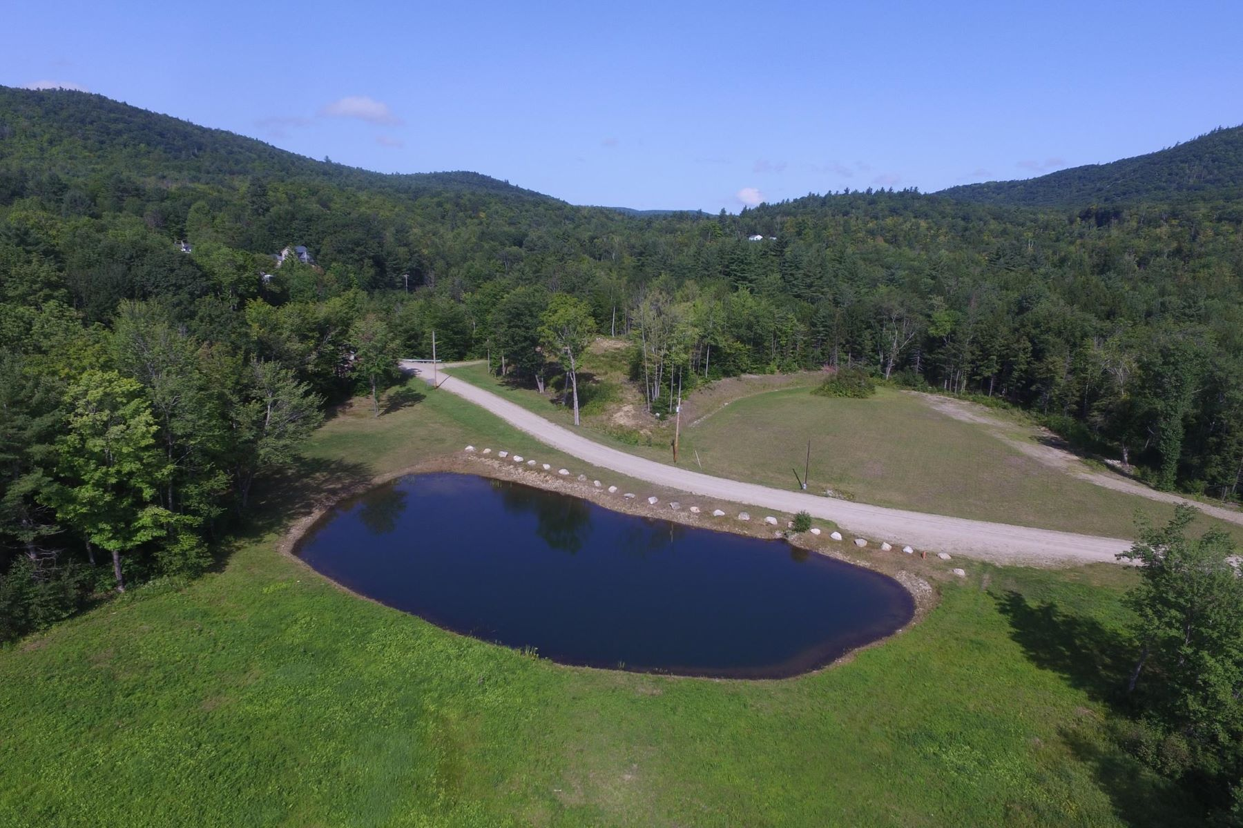 Single Family Home for Sale at New Construction Lot 1 Kimpton Brook Rd Wilmot, New Hampshire 03287 United States