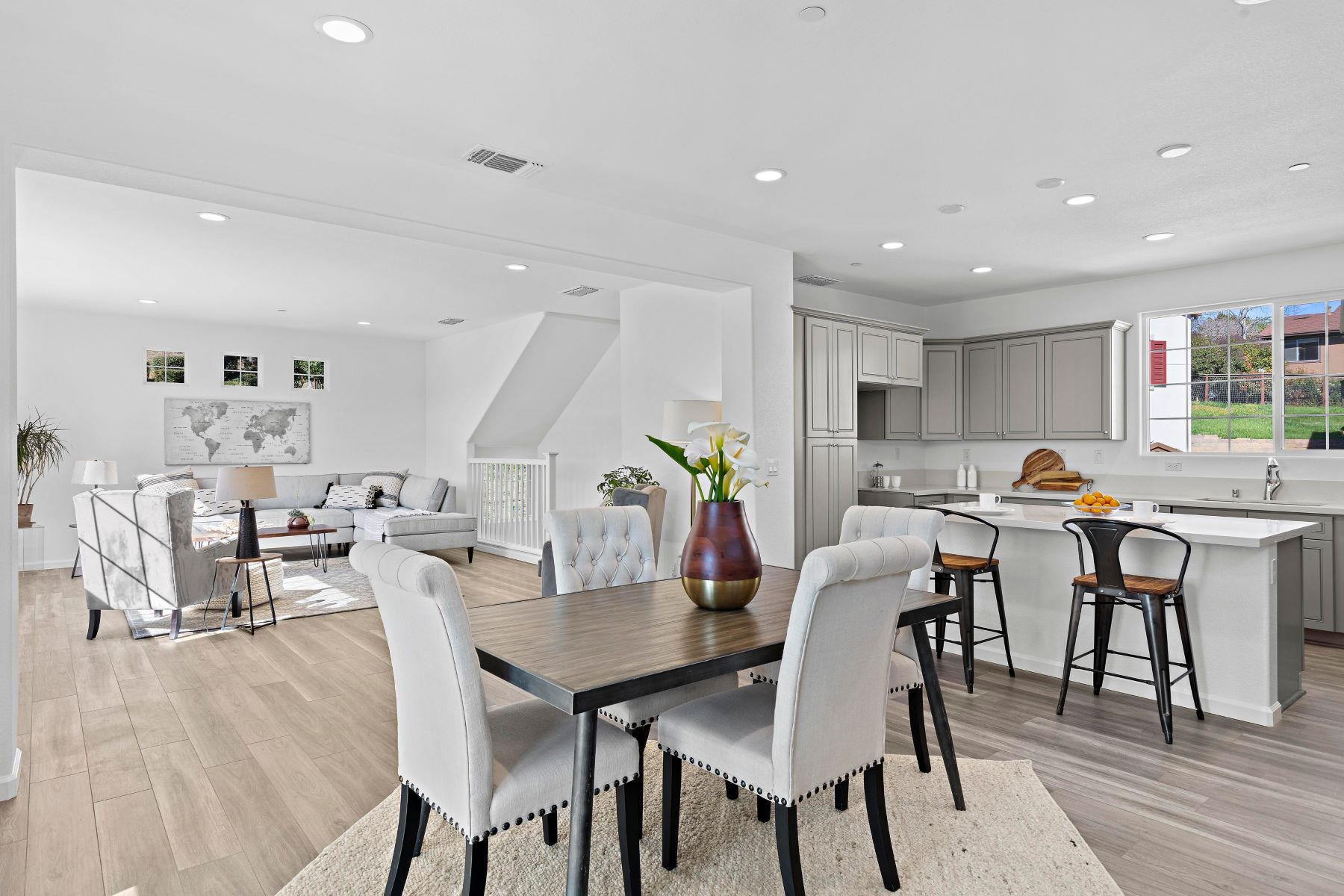 Single Family Homes for Active at Custom Home In Brand New Community 454 Colina Way El Sobrante, California 94803 United States