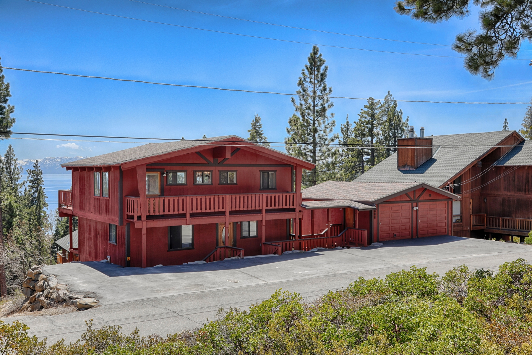Single Family Home for Active at 6582 Idlewood Road, Tahoe Vista Ca 96148 6582 Idlewood Road Tahoe Vista, California 96148 United States