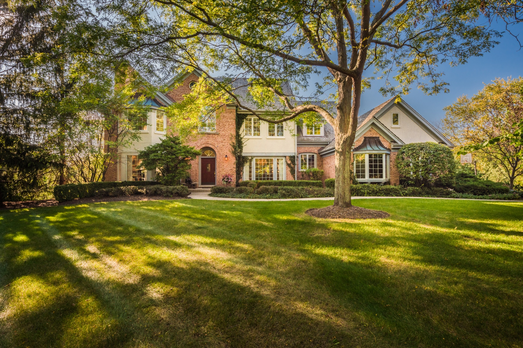 Single Family Home for Sale at 86 Weybridge Lane - WYNSTONE North Barrington, Illinois, 60010 United States