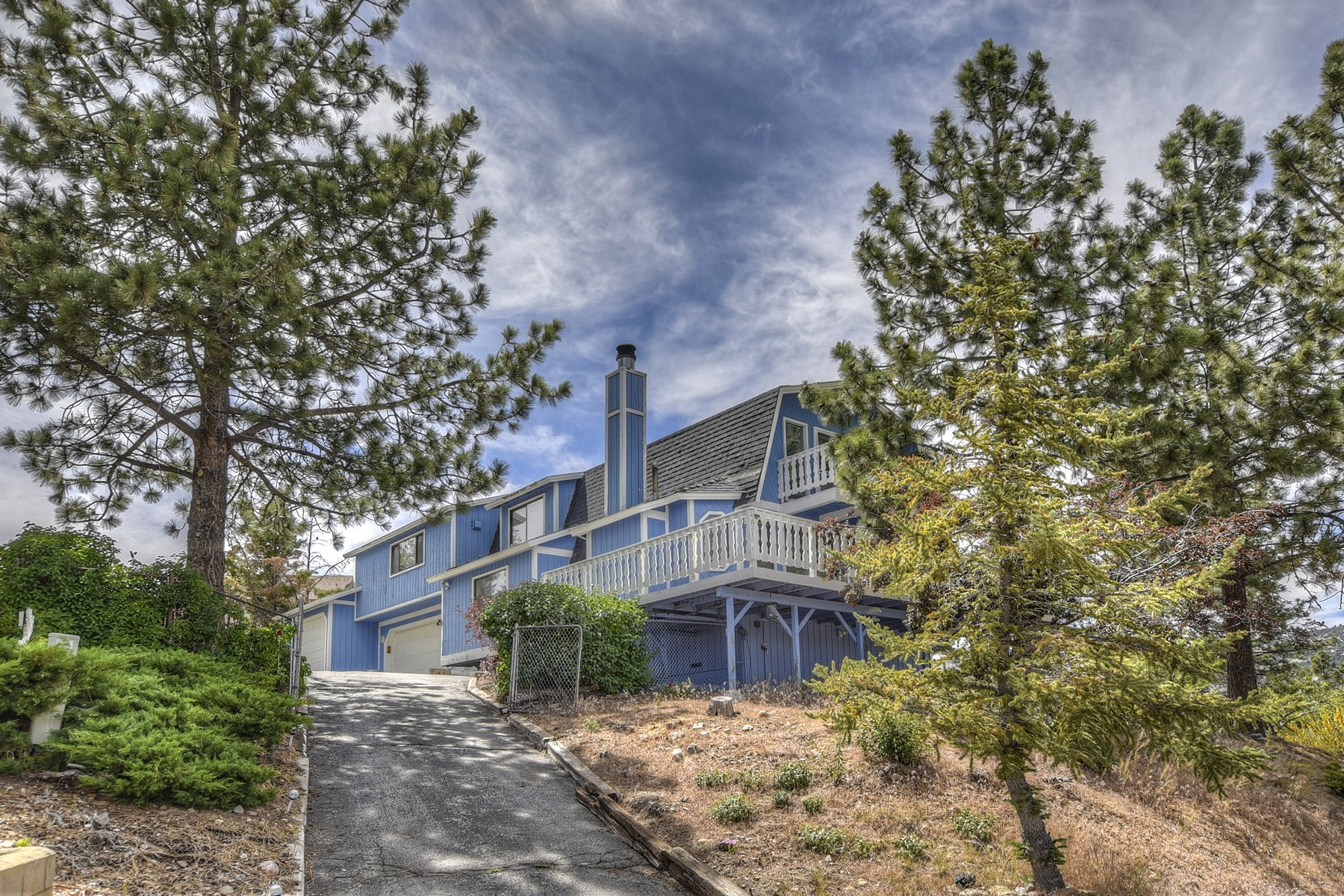 Single Family Homes for Sale at 203 Mann Drive Big Bear City, CA 92314 203 Mann Drive Big Bear City, California 92314 United States