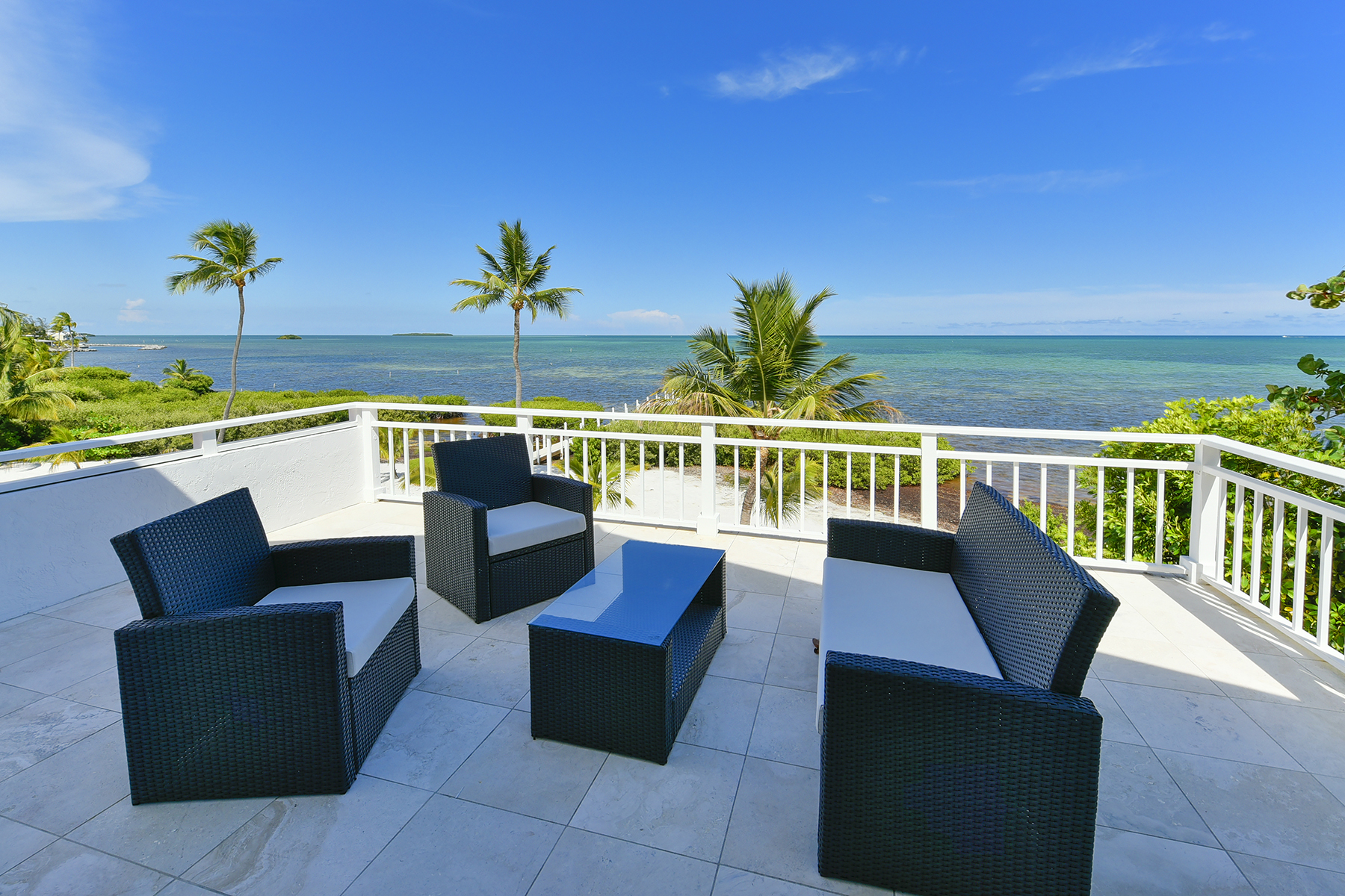 Single Family Home for Sale at Villa Thenardier 89625 Old Highway Islamorada, Florida 33070 United States