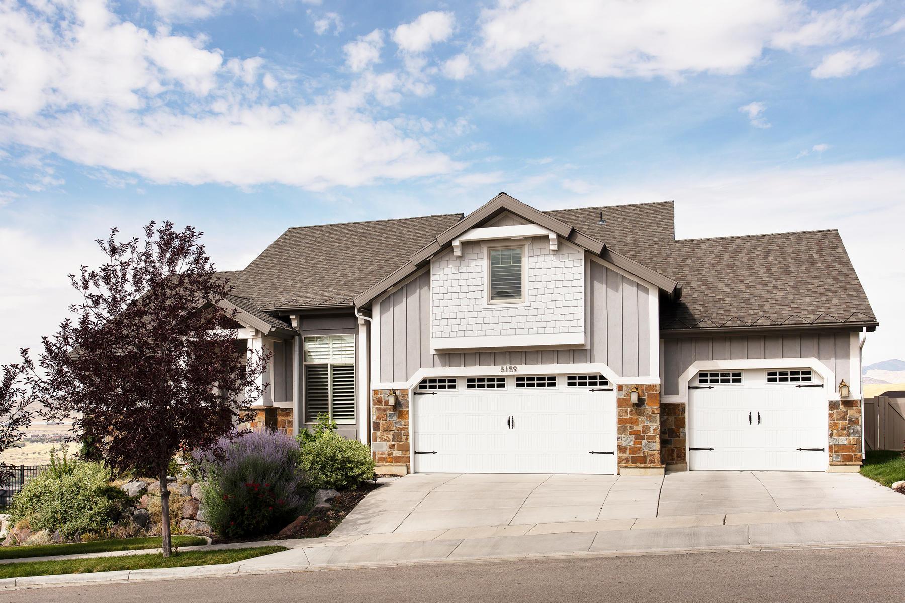 Single Family Homes için Satış at Million Dollar Panoramic Views 5159 N Ravencrest Ln, Lehi, Utah 84043 Amerika Birleşik Devletleri