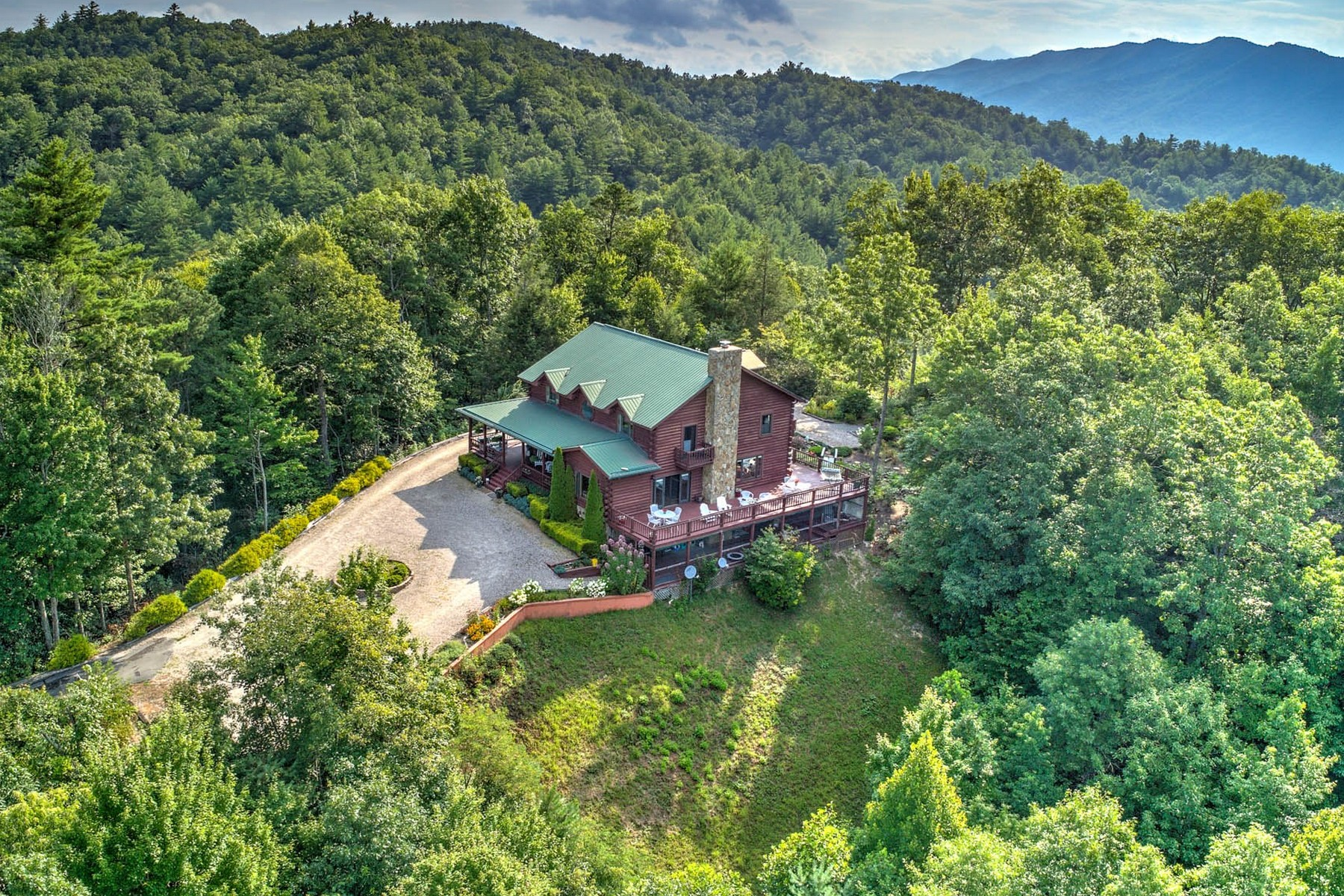 Single Family Home for Sale at The Lodge on Iron Mountain 268 Moreland Drive Butler, Tennessee 37640 United States