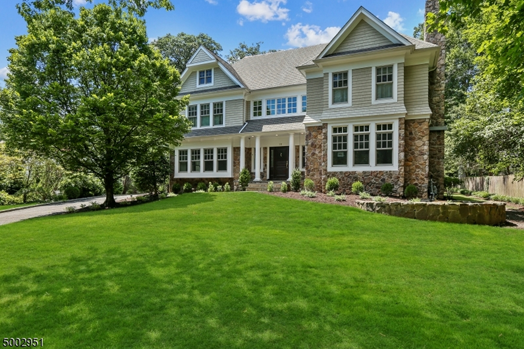 Single Family Homes for Sale at Northside Colonial Close To Downtown 111 Whittredge Road, Summit, New Jersey 07901 United States