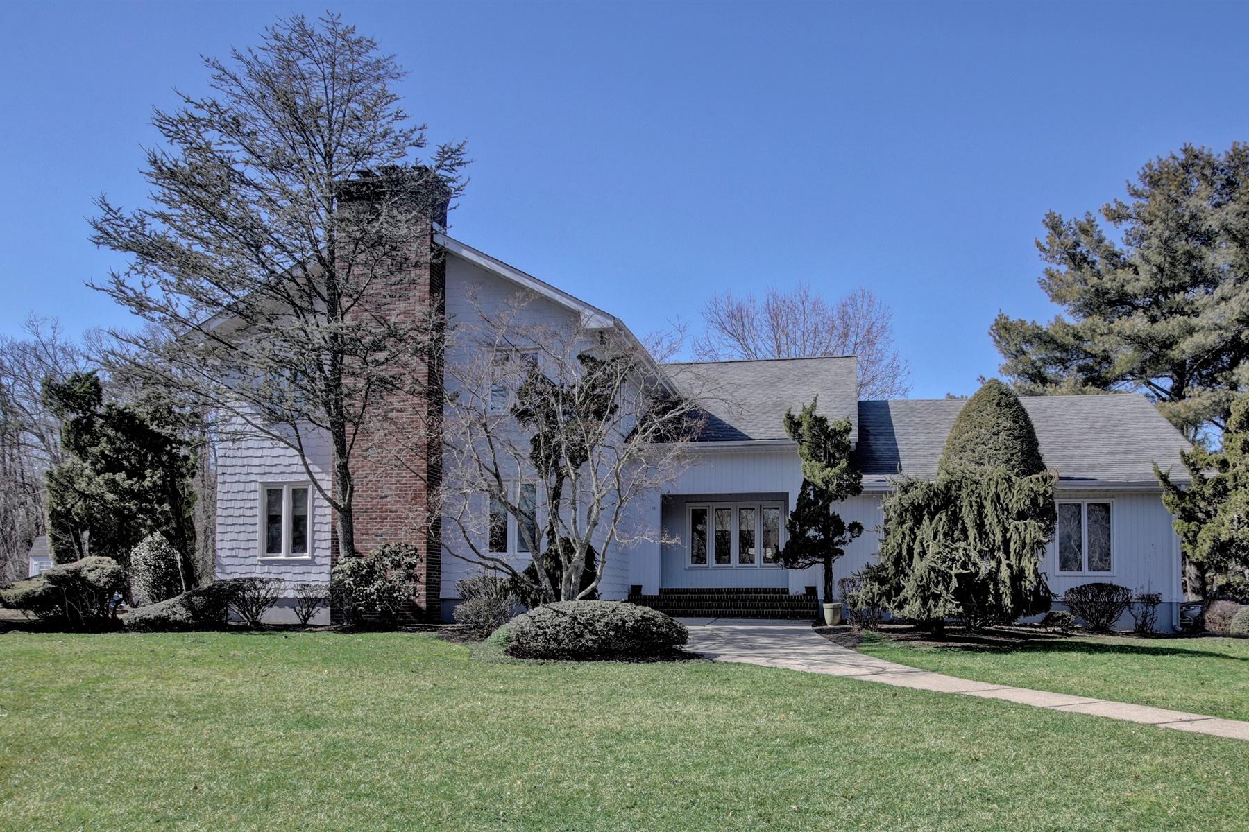 Single Family Homes por un Venta en 11 Carbury Road Ocean, Nueva Jersey 07712 Estados Unidos
