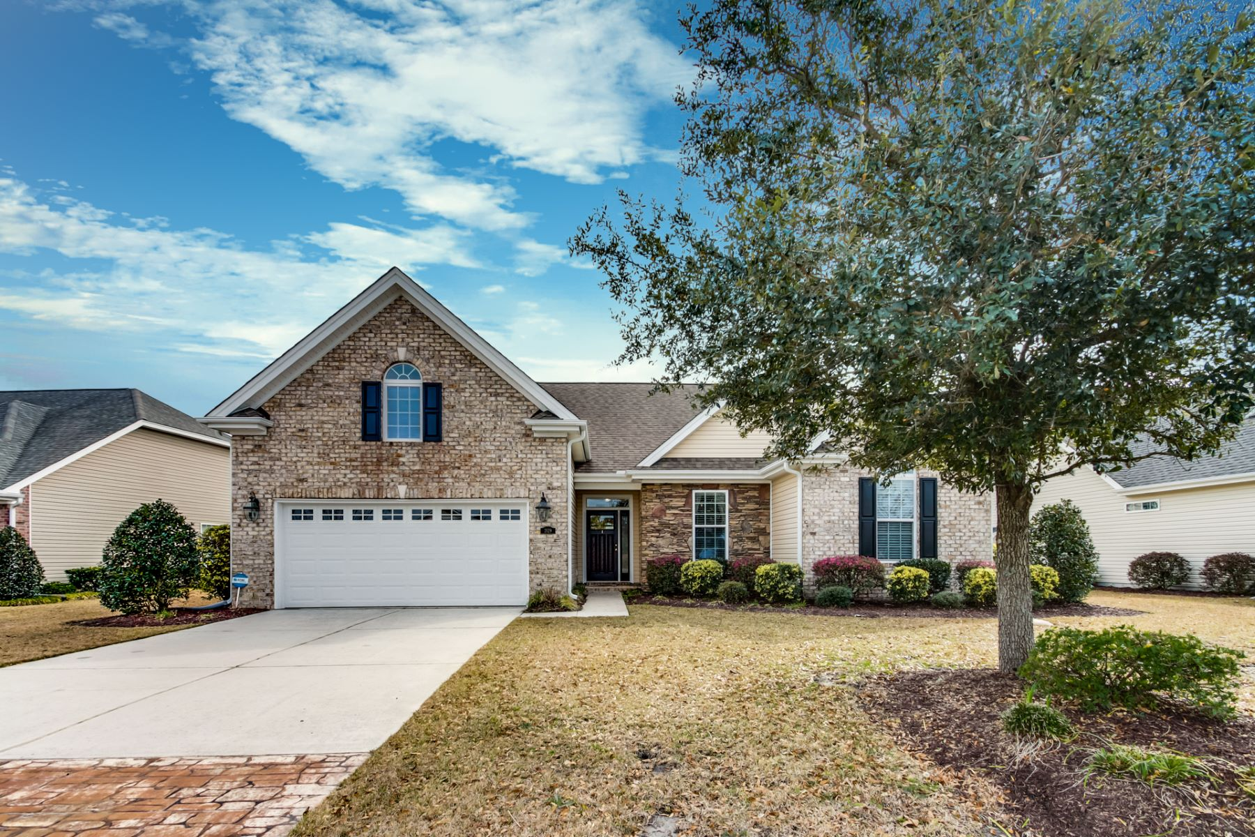 Single Family Homes for Sale at Timeless Style in Calabash 2129 Lindrick Ct SW Calabash, North Carolina 28467 United States