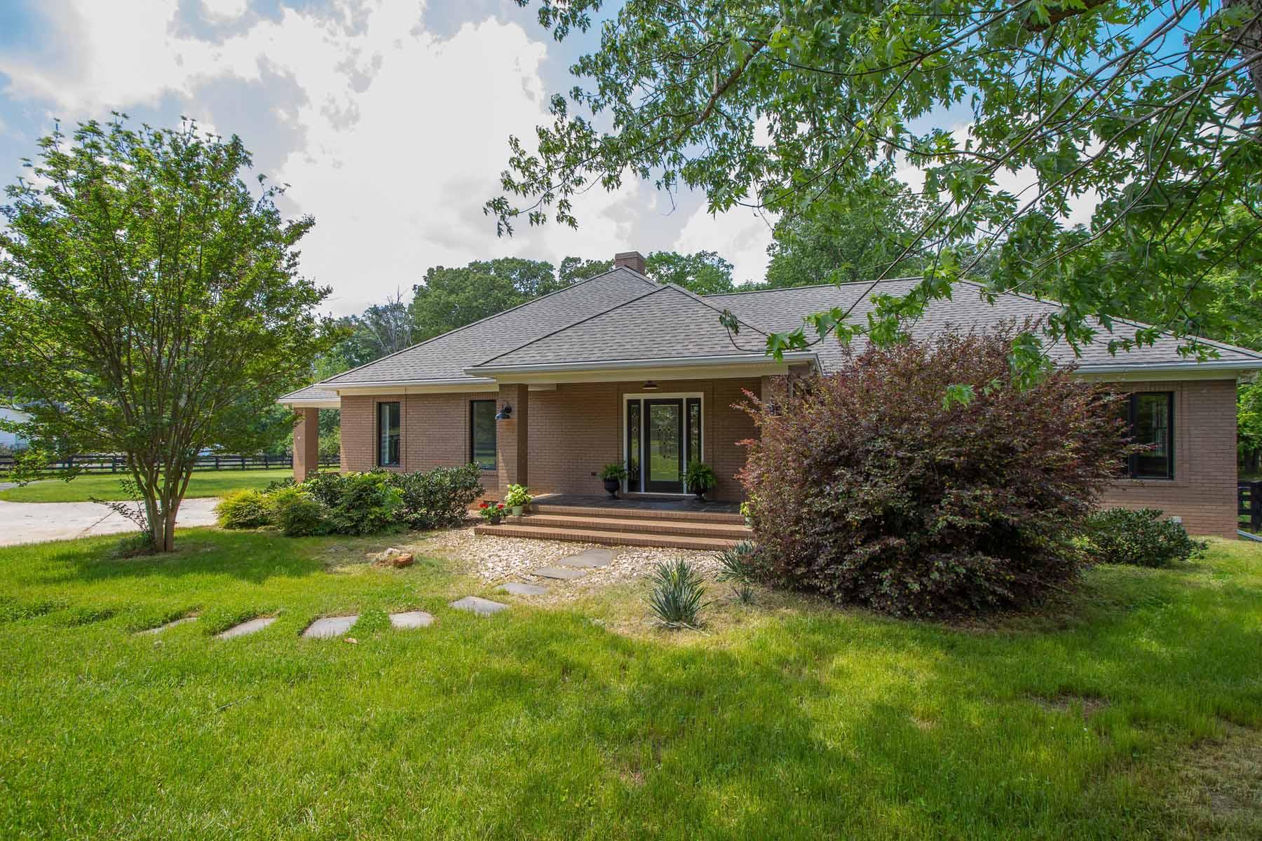 Single Family Home for Sale at Magnolia Farm 16175 Hopewell Road Milton, Georgia 30004 United States