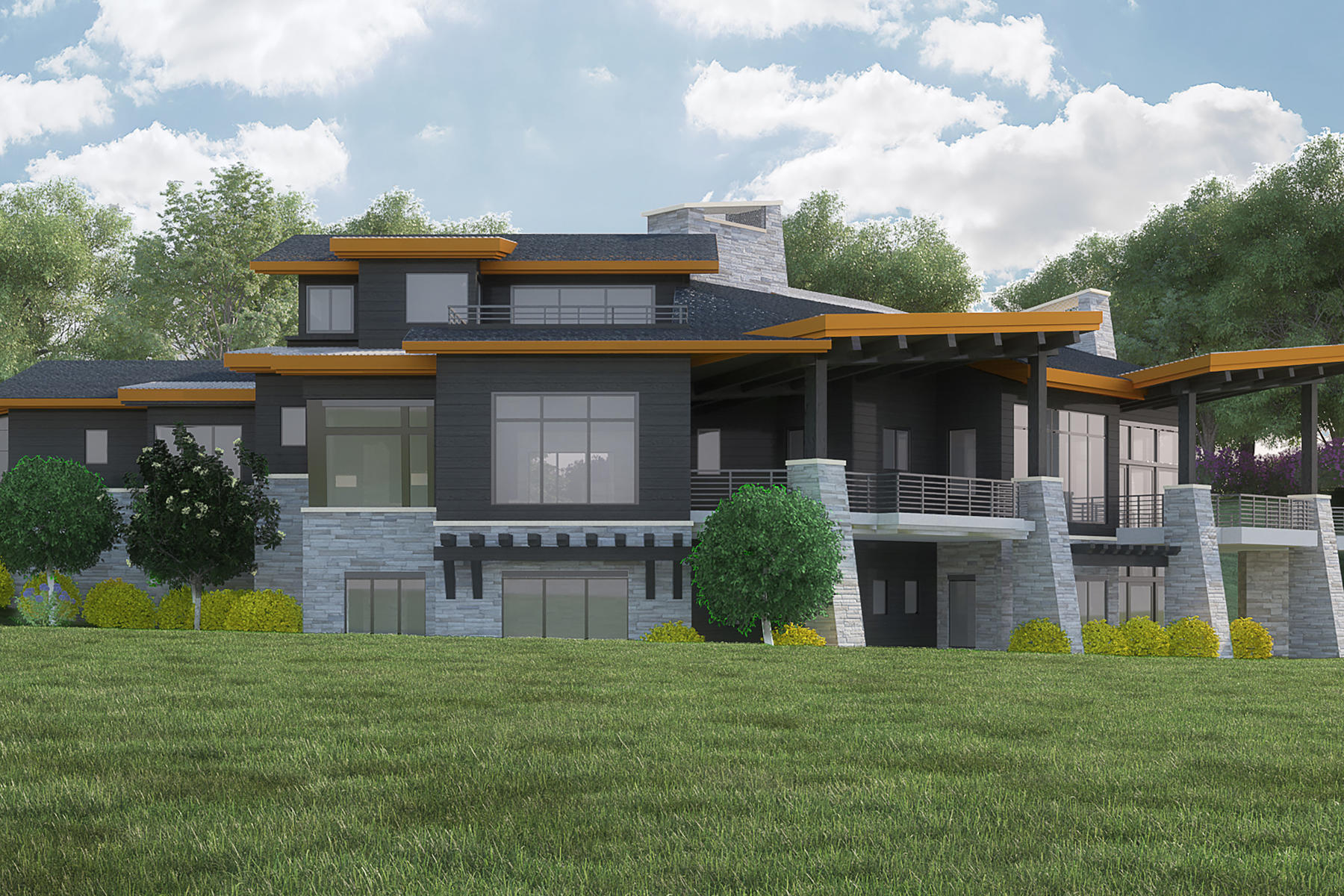Single Family Homes for Sale at Exclusive Red Cloud New Construction with Perfect Ski Access 68 Red Cloud Trail, Park City, Utah 84060 United States