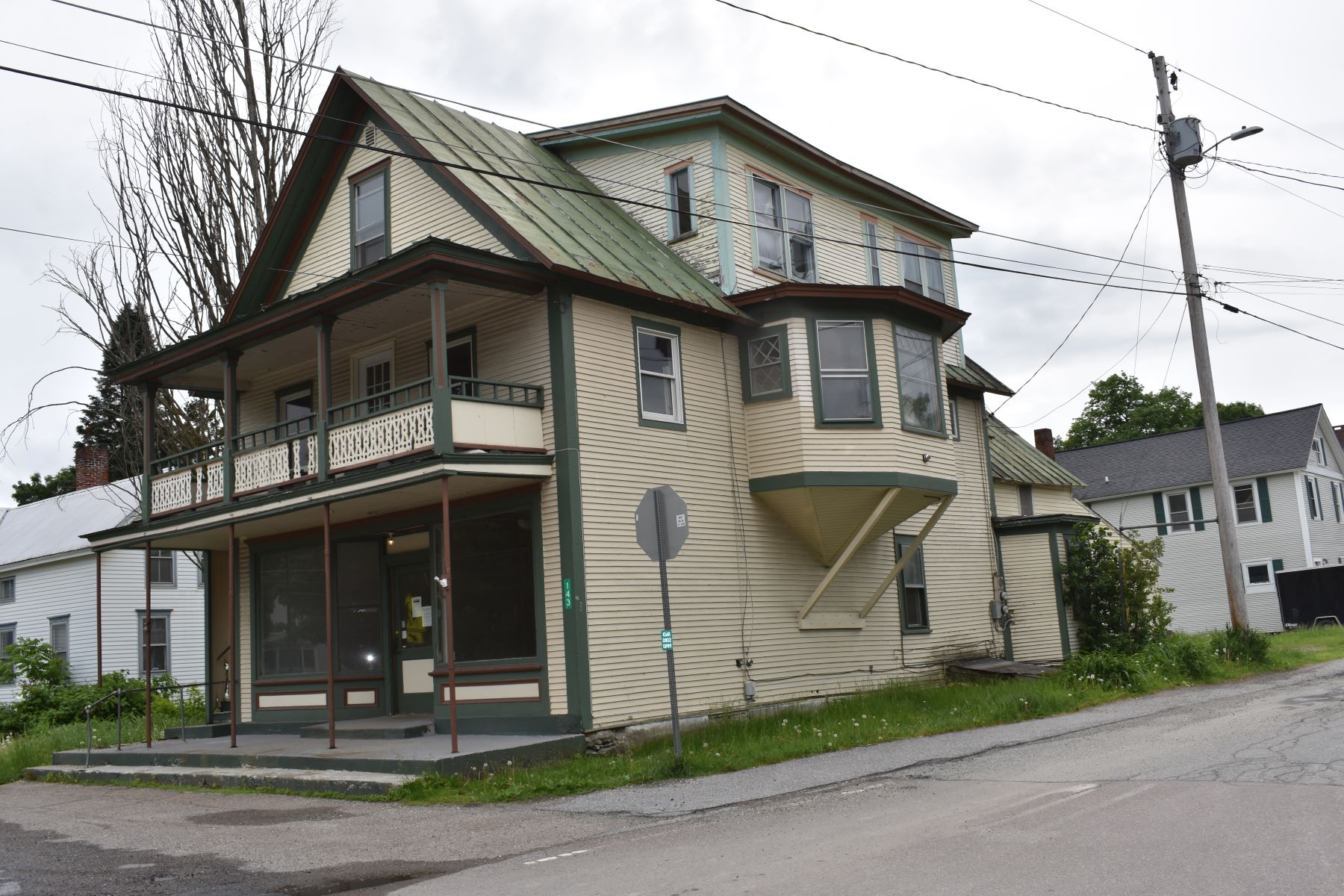 Multi-Family Home for Sale at 143 Main Street, Cambridge 143 Main St Cambridge, Vermont 05464 United States