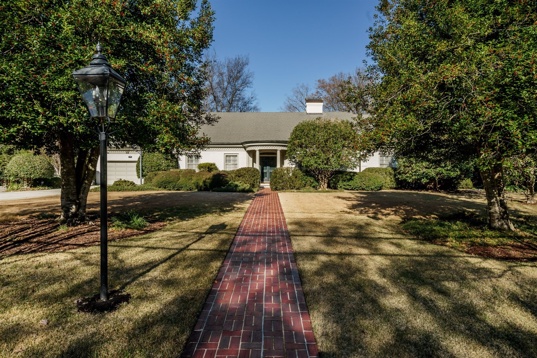 Single Family Home for Sale at Classic One Level Ranch Inside the Beltline 2415 Anderson Drive, Raleigh, North Carolina 27608 United States