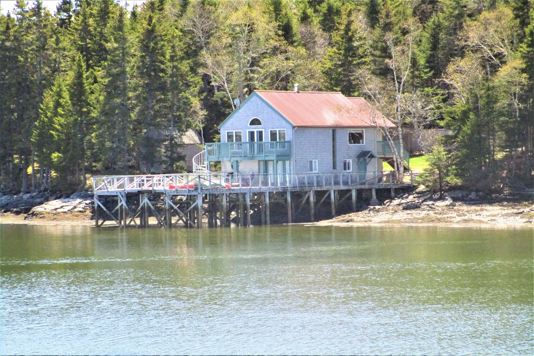 Multi-Family Home for Sale at The Dock House 13, 15, 17, 18 Bayberry Lane Tremont, Maine, 04612 United States